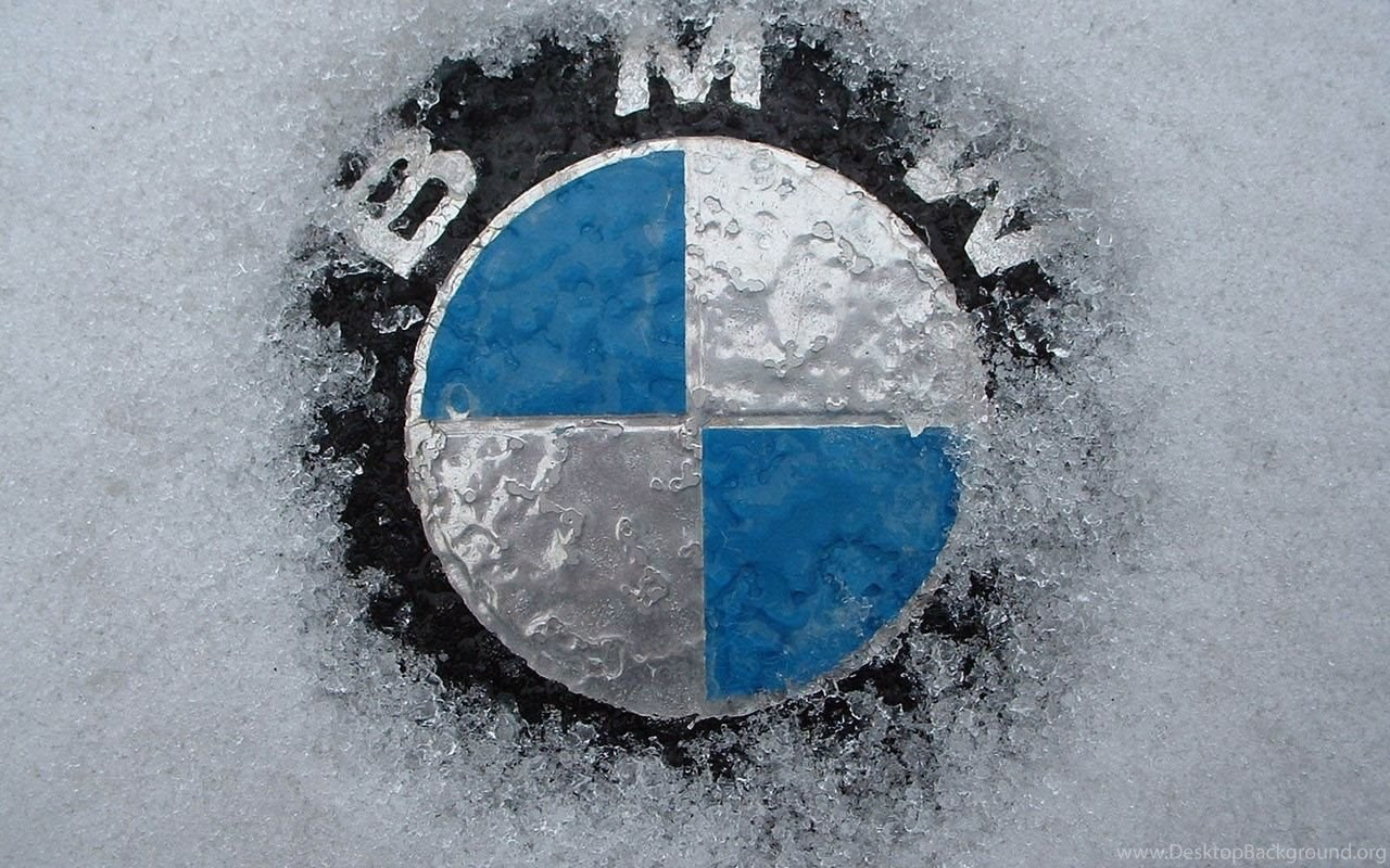 bmw on snow hd wallpapers desktop background