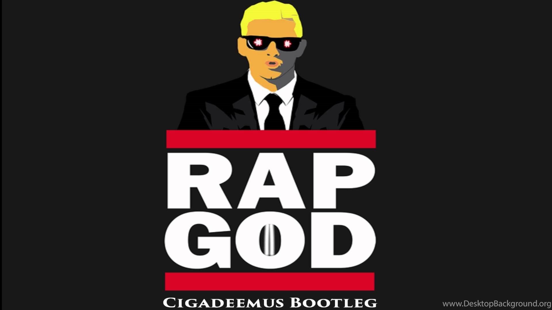 Eminem Rap God (Cigadeemus Bootleg) {Free DL Link} (Drum And