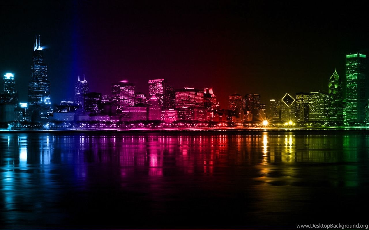 cityscapes buildings rainbow city -#main