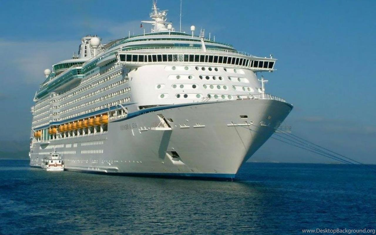 Luxury Cruise Ship At Night Id 104218 Buzzerg Desktop Background