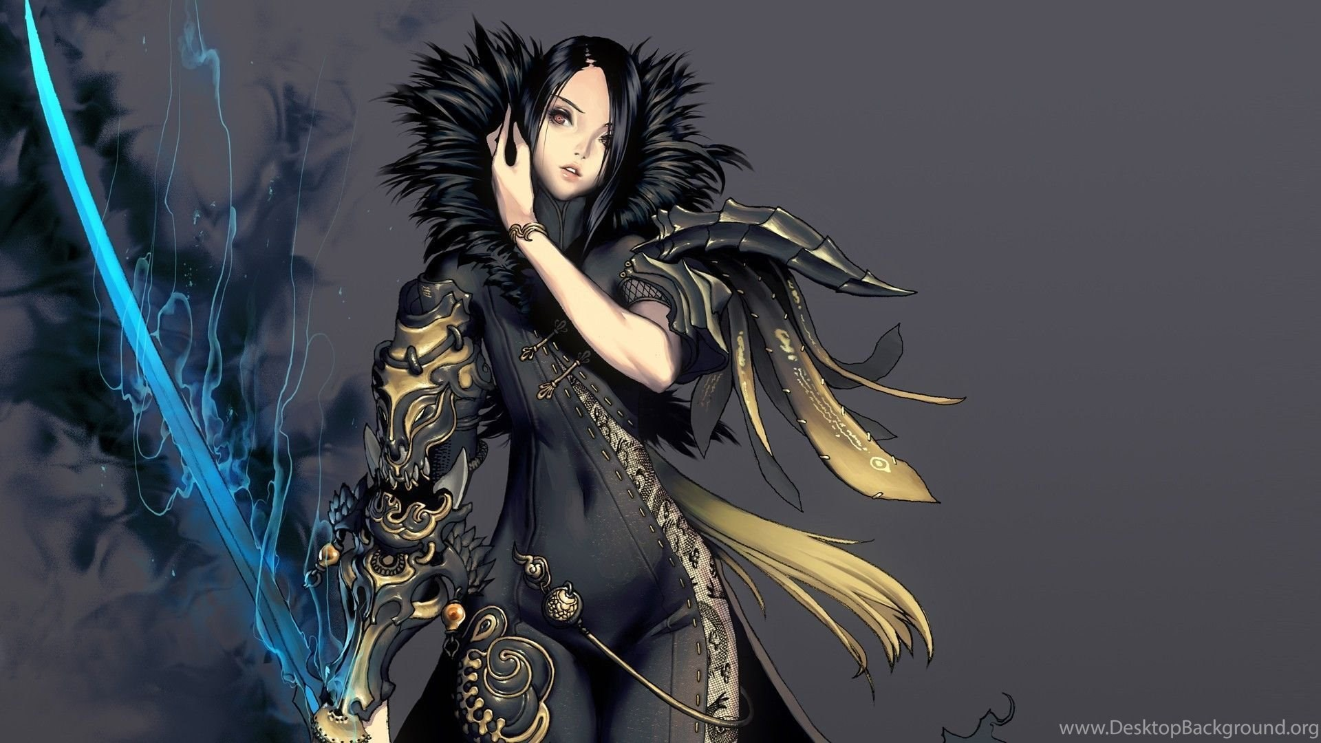 Gallery For Blade And Soul Wallpapers Hd Desktop Background