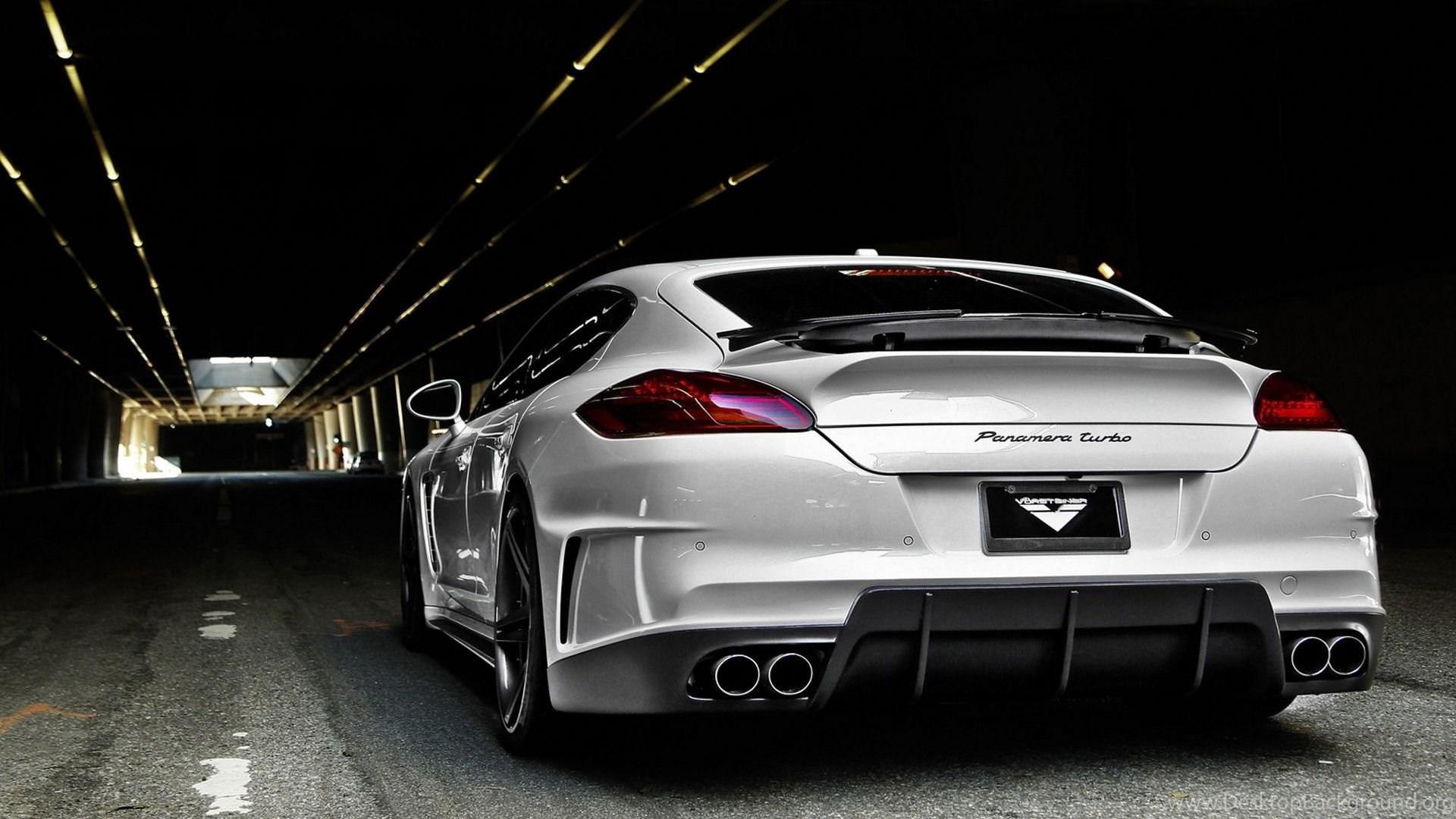 Porsche Panamera Wallpapers Desktop Background
