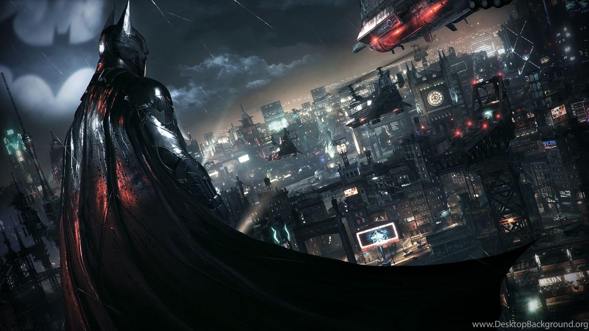 Special Batman Arkham Knight Wallpapers Desktop Background