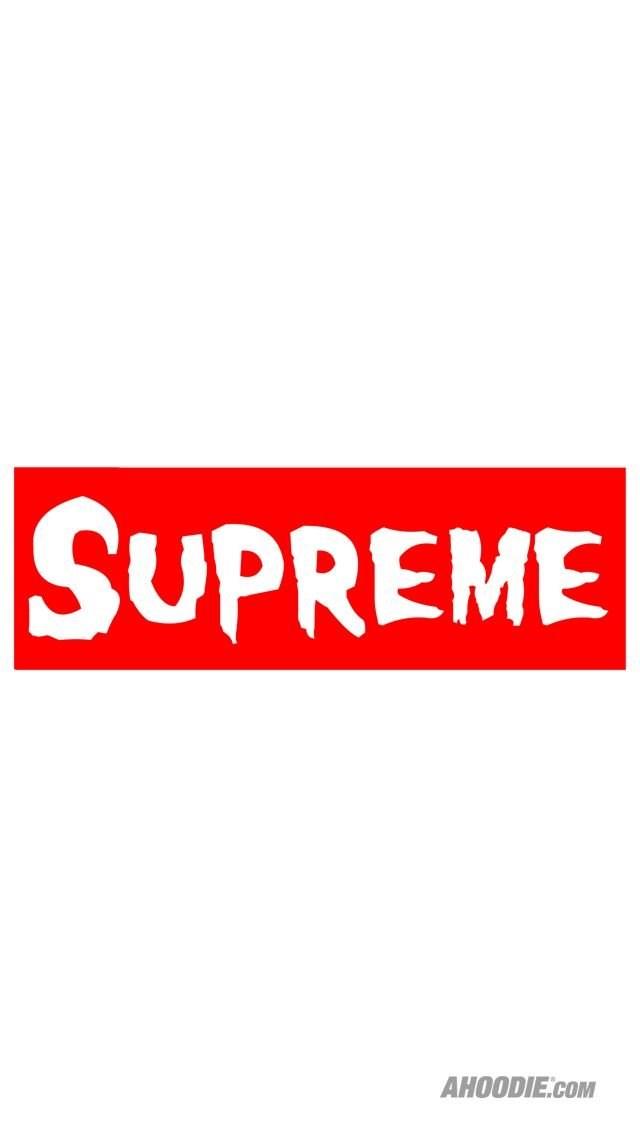 Supreme Iphone Wallpapers Ahoodie Desktop Background