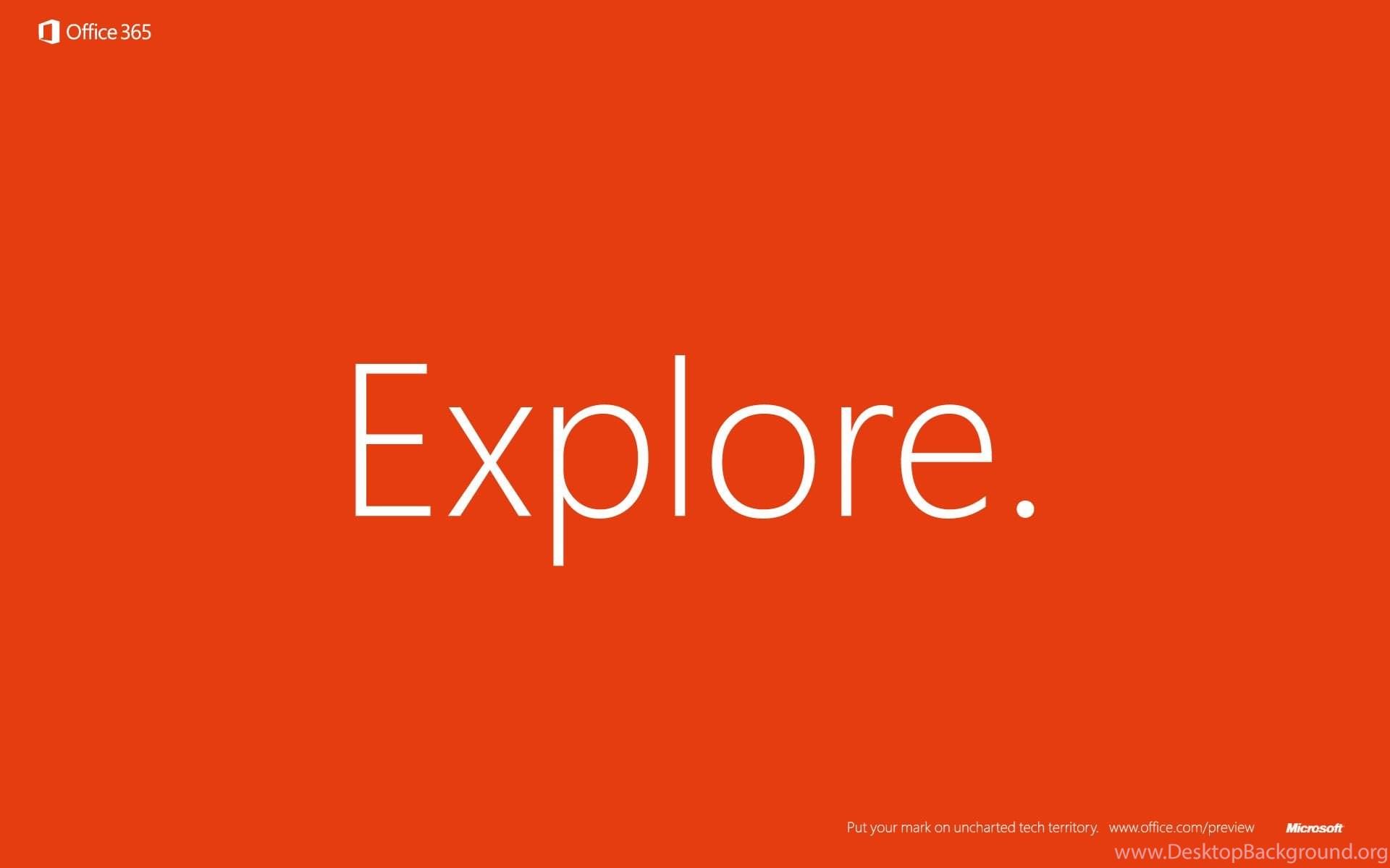 Explore Office 365