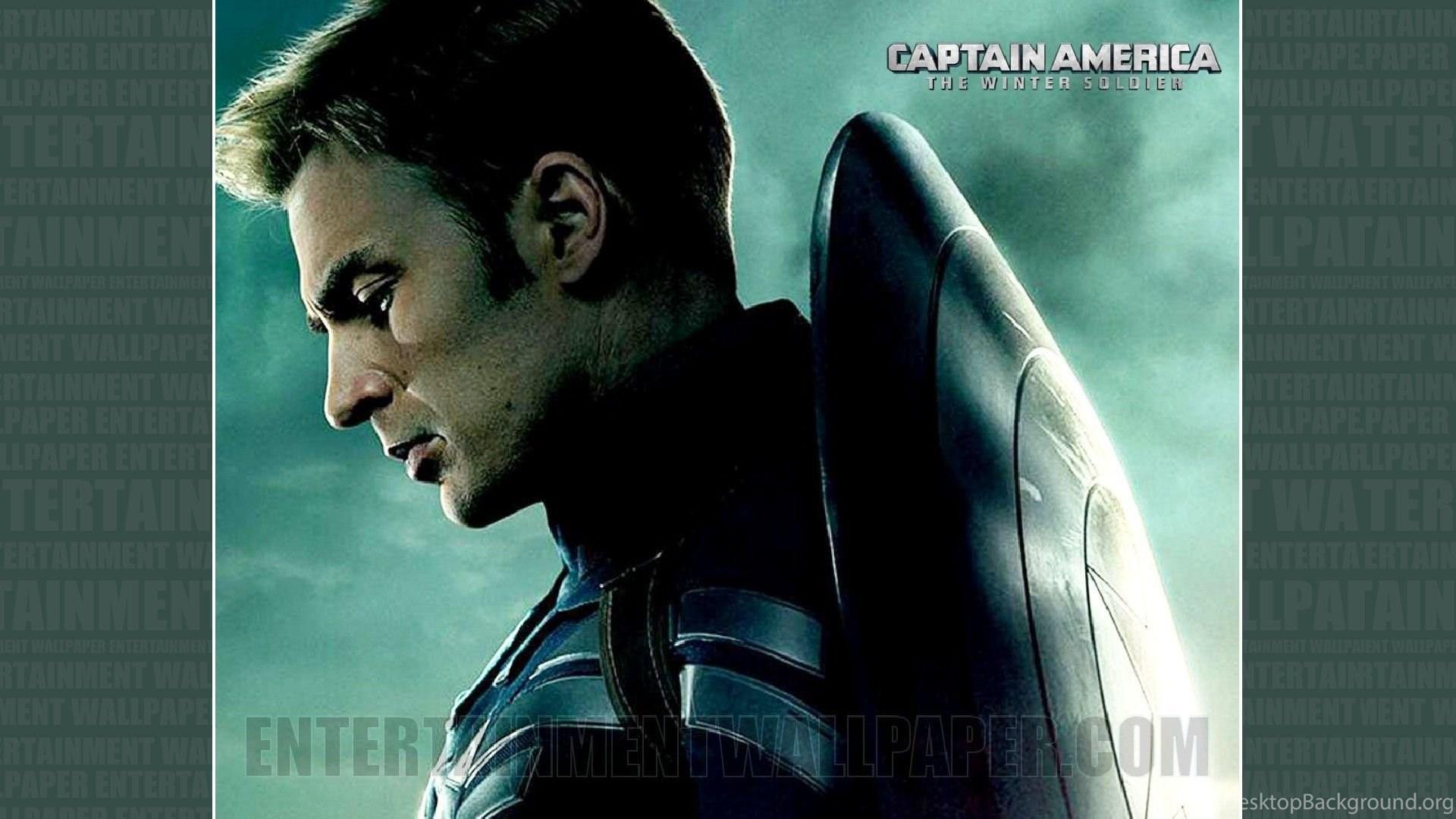 Captain America The Winter Soldier Wallpapers Desktop Background