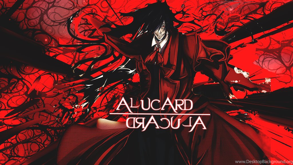 Alucard Hellsing Wallpapers Hd Free Download Desktop Background