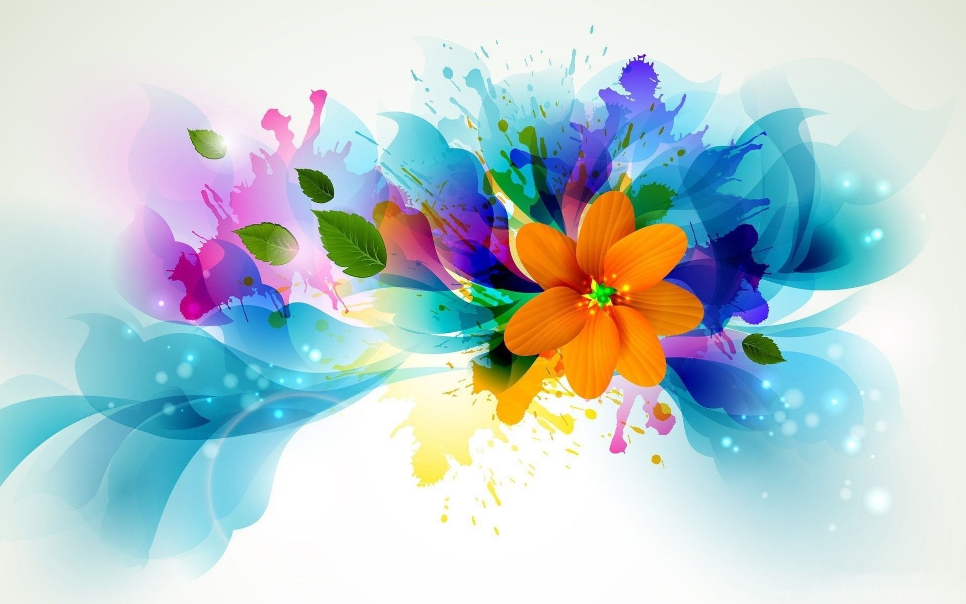 Abstract Paintings Multicolor Spiral Artwork Hd Wallpapers Hd