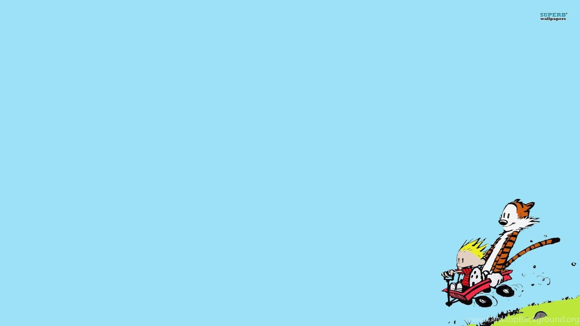 Calvin And Hobbes Wallpapers Cartoon Wallpapers Desktop Background