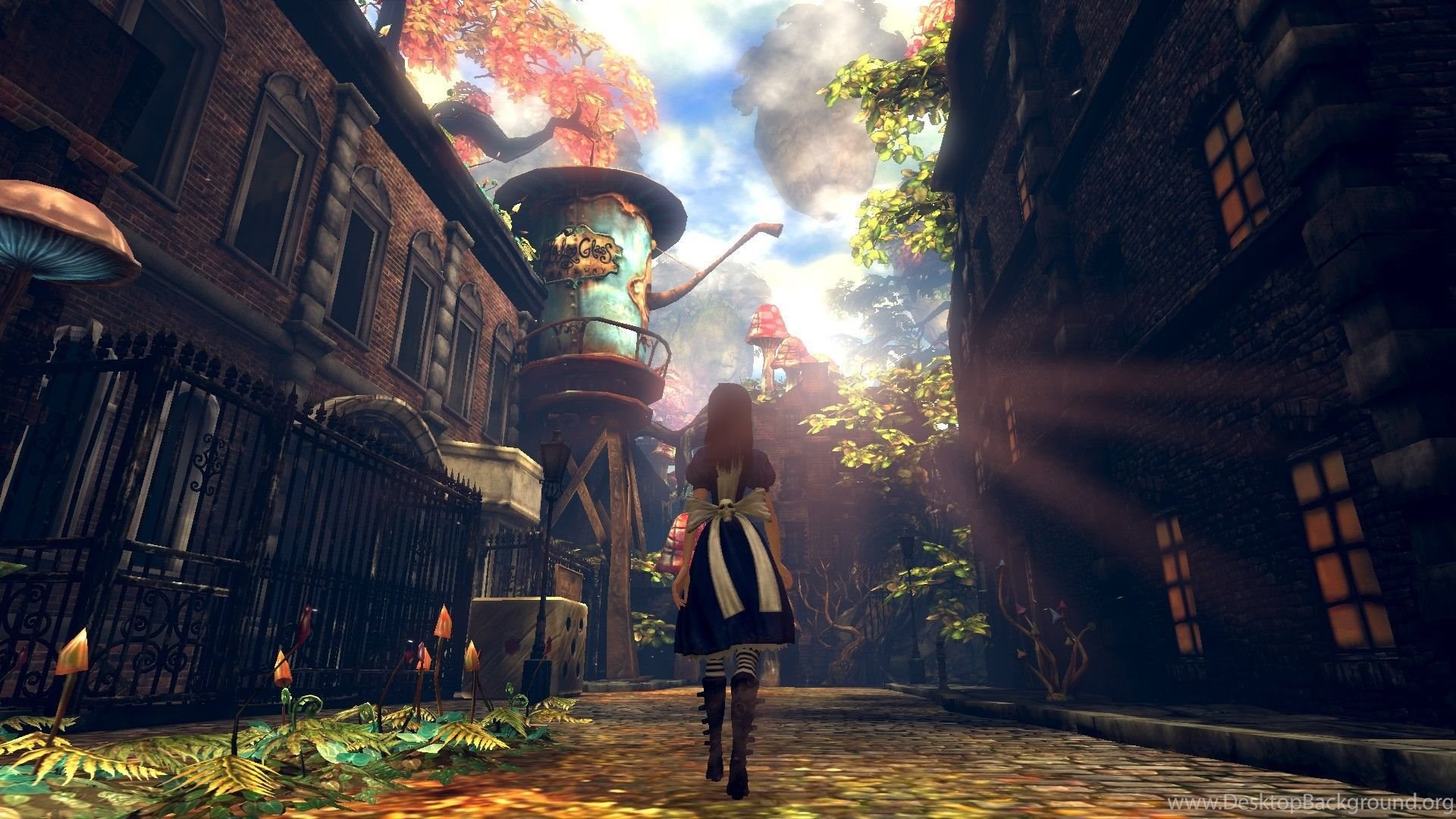 Alice Madness Returns A Beautiful Journey Down The Rabbit Hole