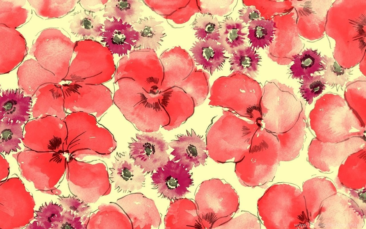 Floral Computer Wallpapers Hd Wallpapers Desktop Wallpapers