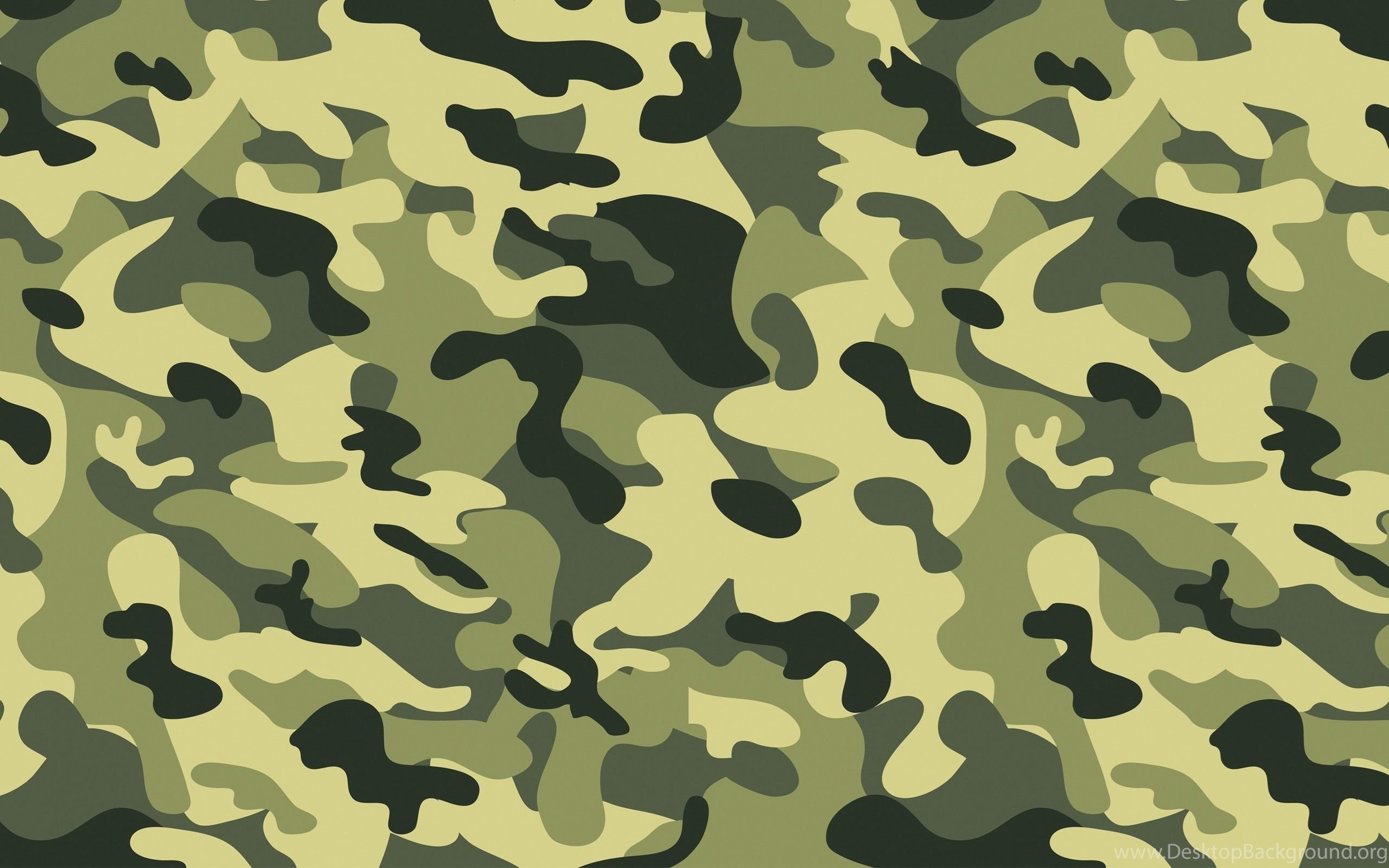 Green Military Camouflage Wallpapers HD Desktop Background