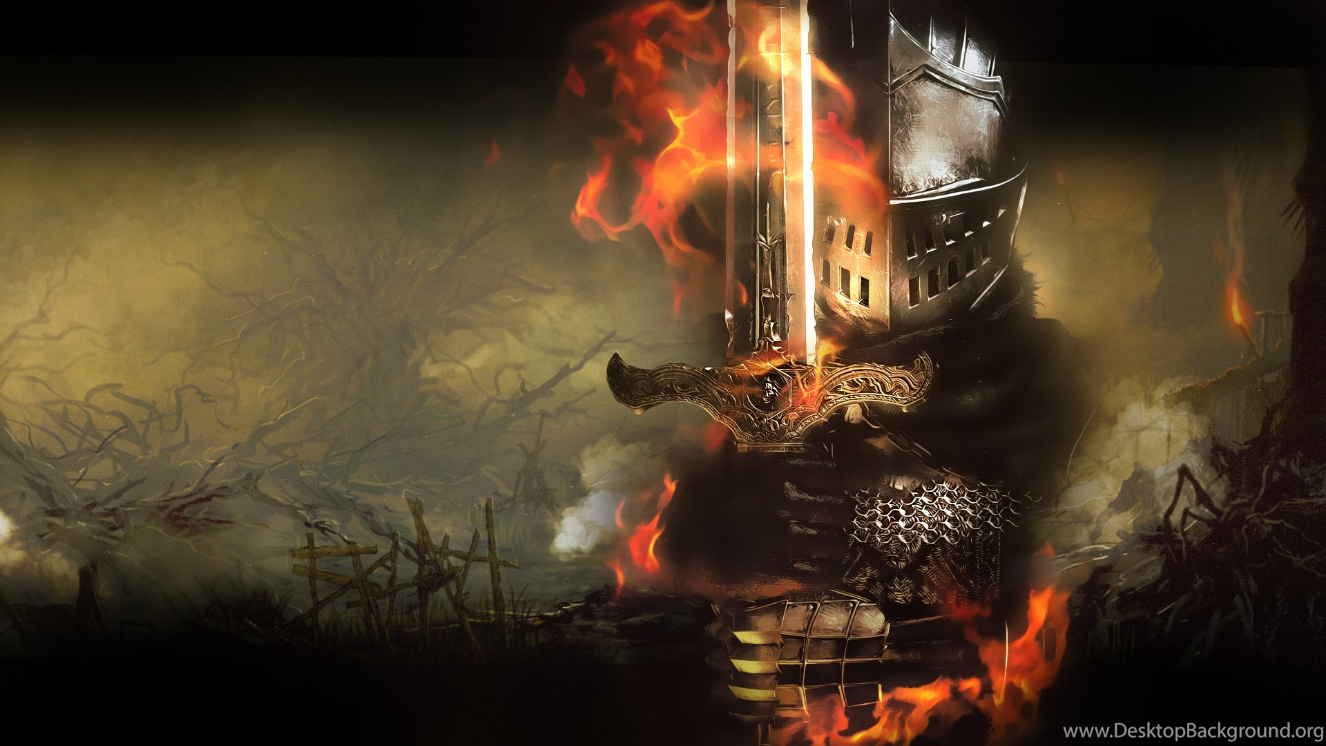 Dark souls wallpapers desktop background popular voltagebd Images