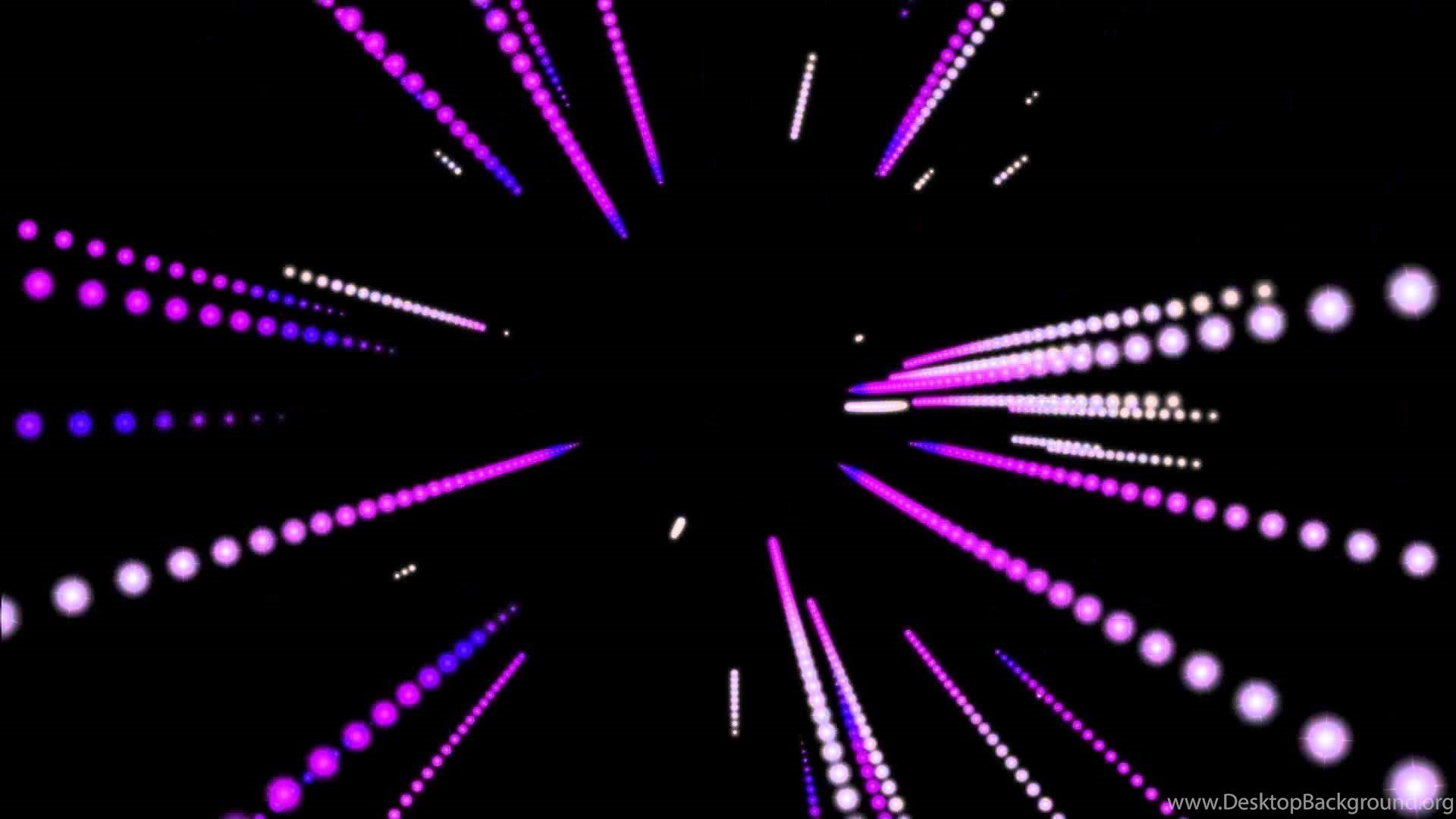Violet Laser Animation Black Screen Free Footage Hd Youtube Desktop