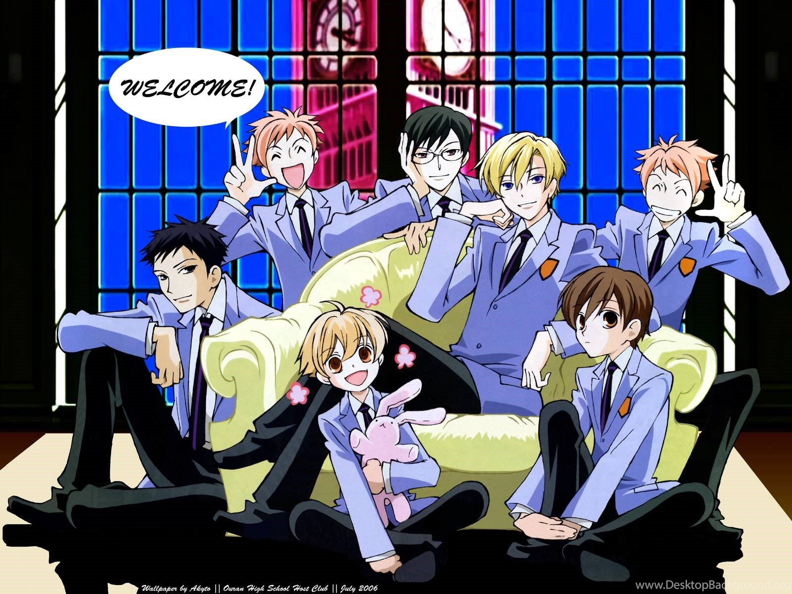 Ouran High School Host Club Wallpapers Quality Desktop Background