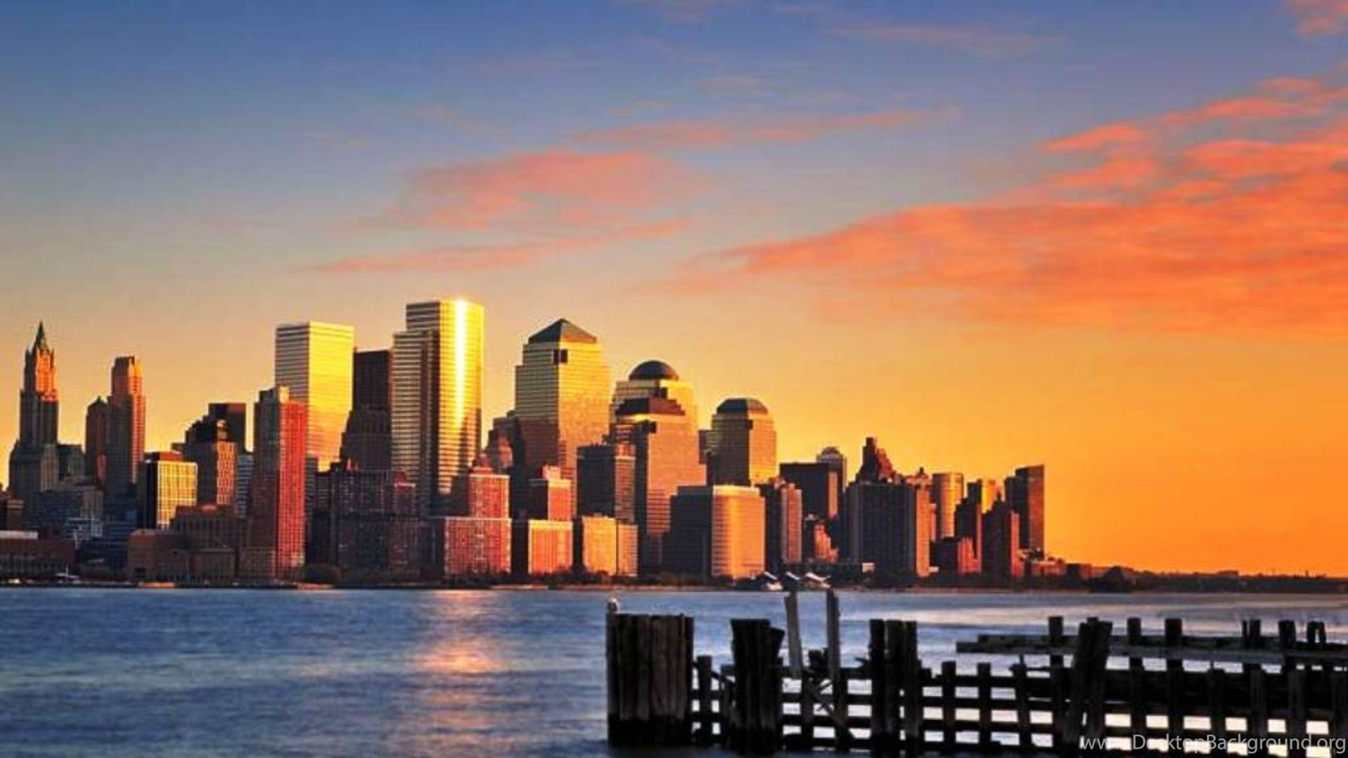 New york city skyline wallpapers 1900x1080 wallpapers hd - New york skyline computer wallpaper ...