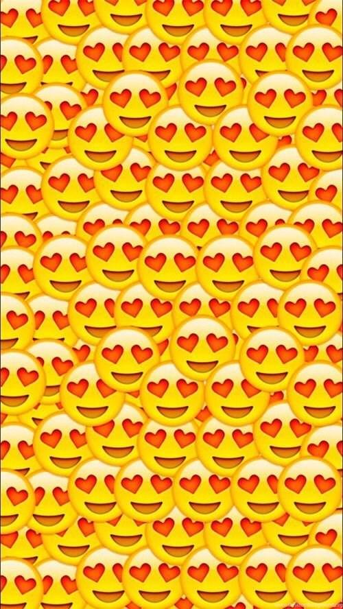 234736 cute emoji iphone 5 love heart wallpaper love emoji