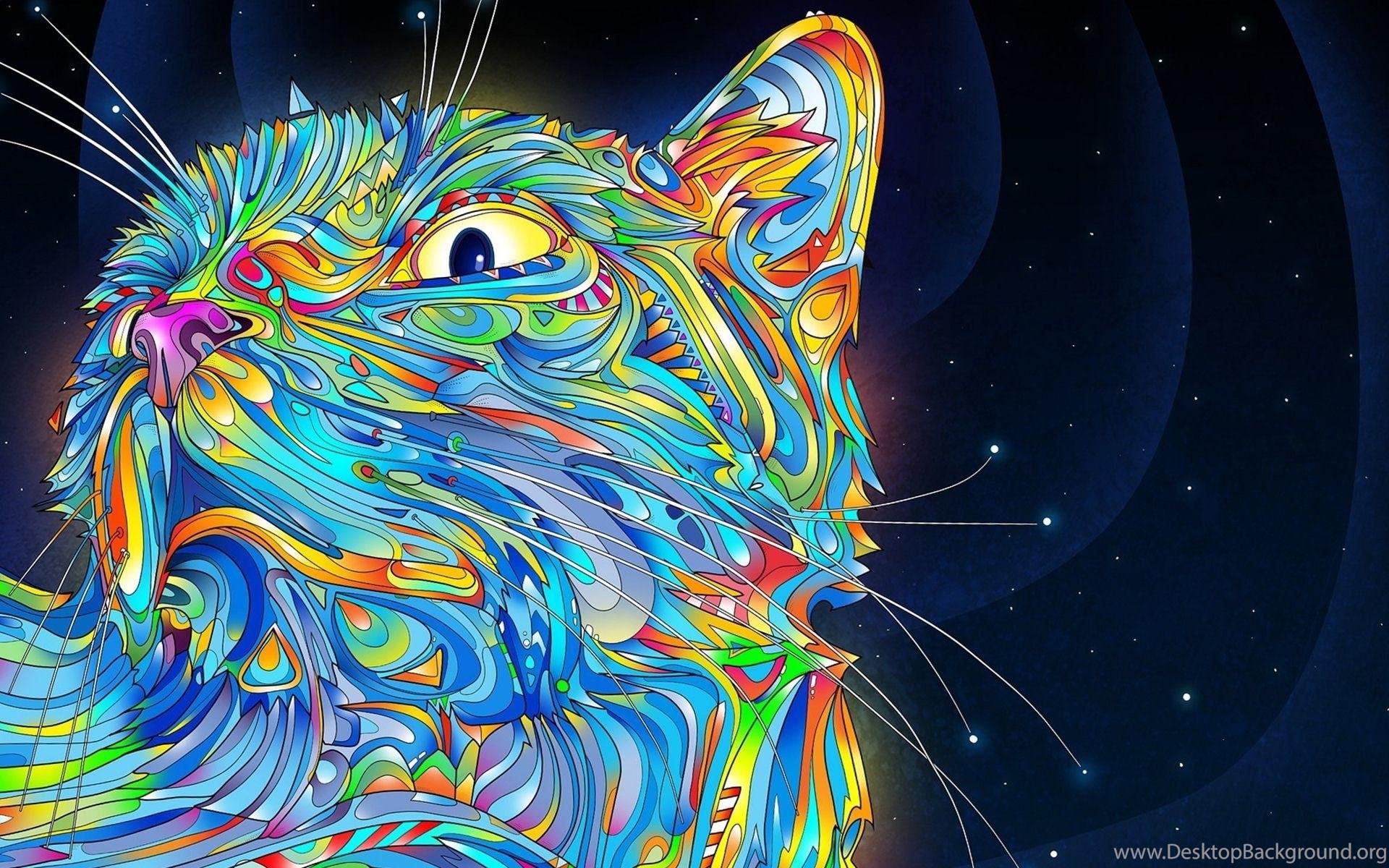 Cool Wallpaper High Quality Trippy - 236697_cat-trippy-creative-colorful-wallpapers-high-quality-wallpapers_1920x1200_h  Snapshot_796514.jpg