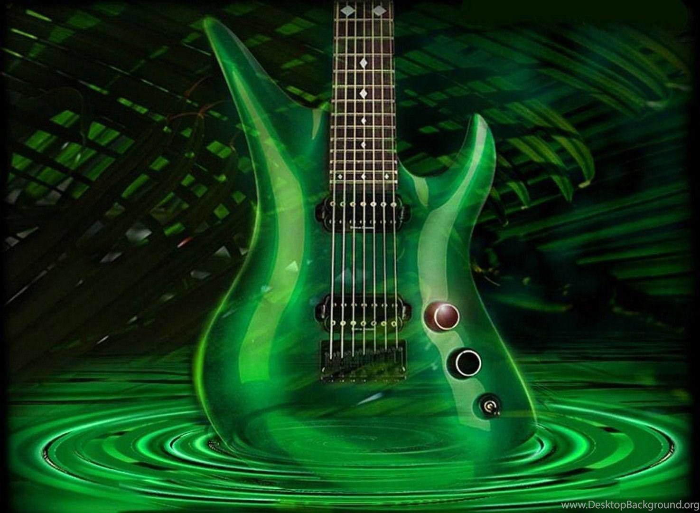 Love Wallpaper Gambar Gambar Gitar Keren Desktop Background