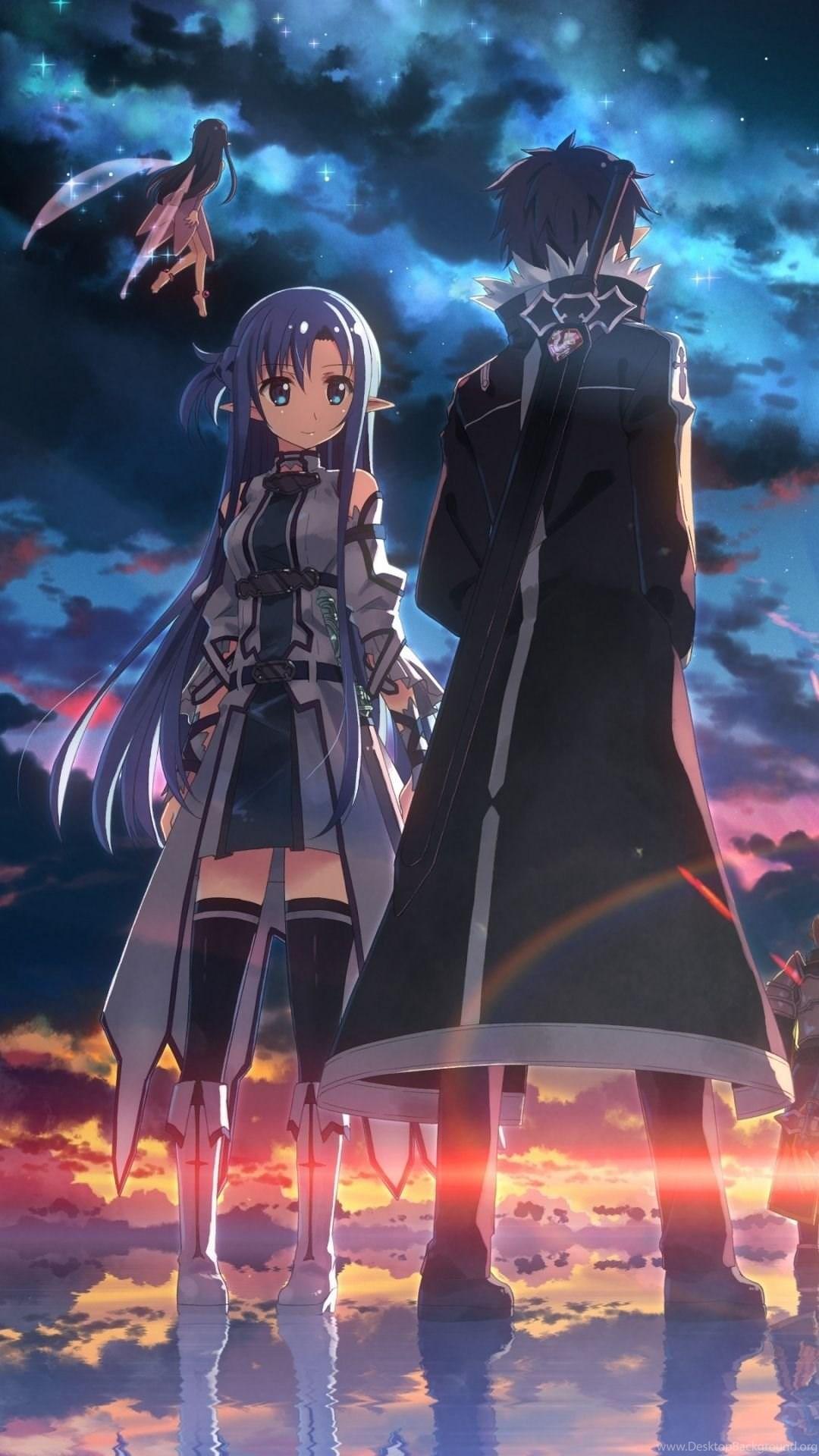 Moto X Anime Sword Art Online Wallpapers Id 578534 Desktop Background