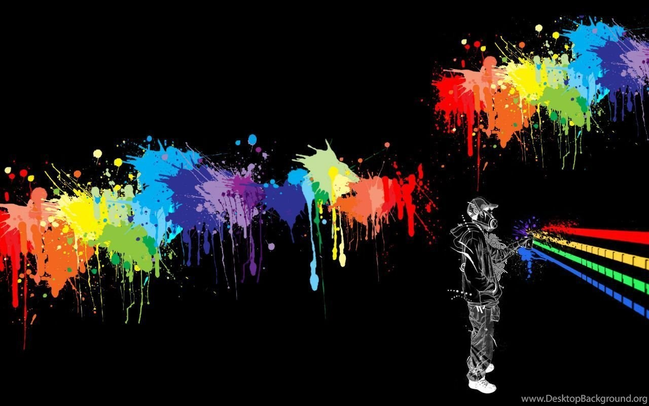 Black Graffiti Wallpapers Full Hd Desktop Background