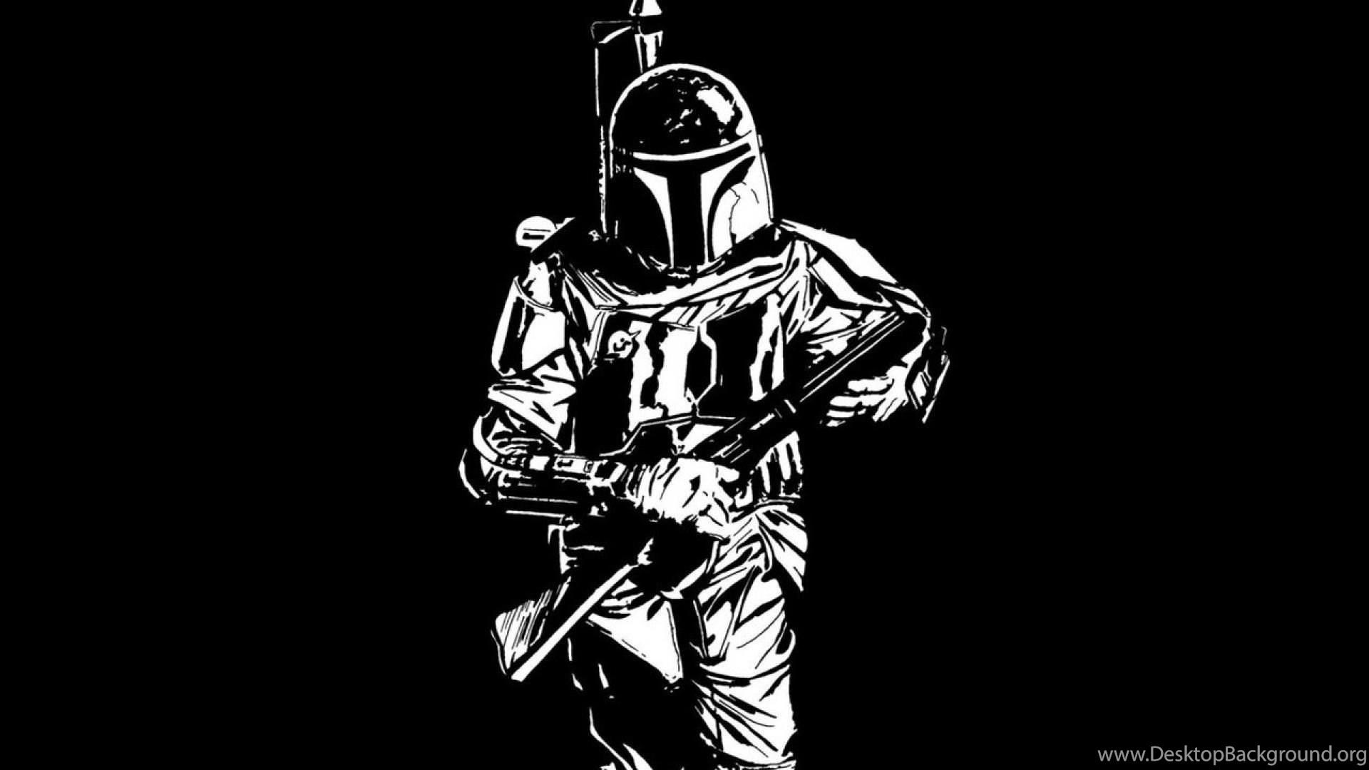 Star Wars Boba Fett Hd Wallpapers Desktop Background