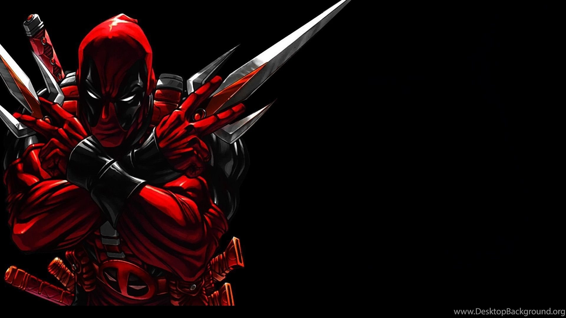 Deadpool wallpapers hd desktop background for Deadpool wallpaper 1920x1080