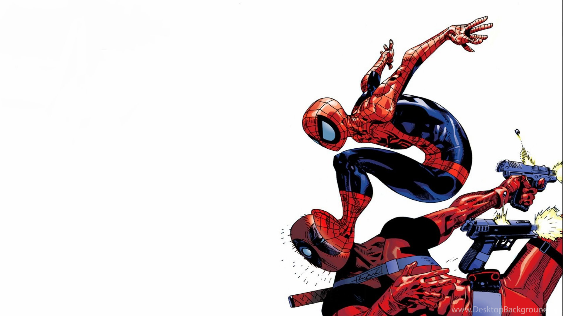 10 Best Spider Man 2099 Wallpaper Hd Full Hd 1920 1080 For: Dead Pool Wallpapers