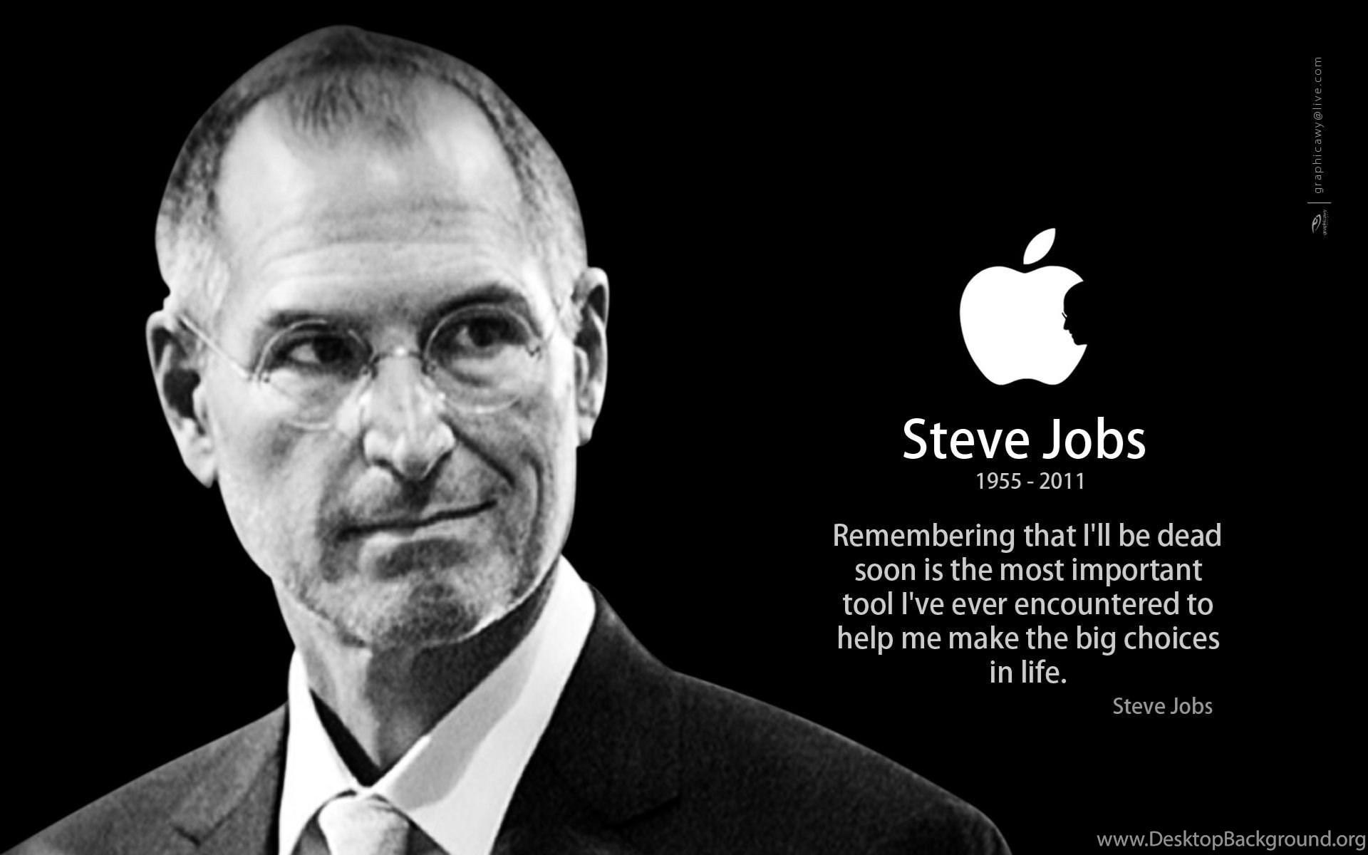 Steve jobs wallpapers hd wallpapers desktop background - Steve jobs wallpaper download ...