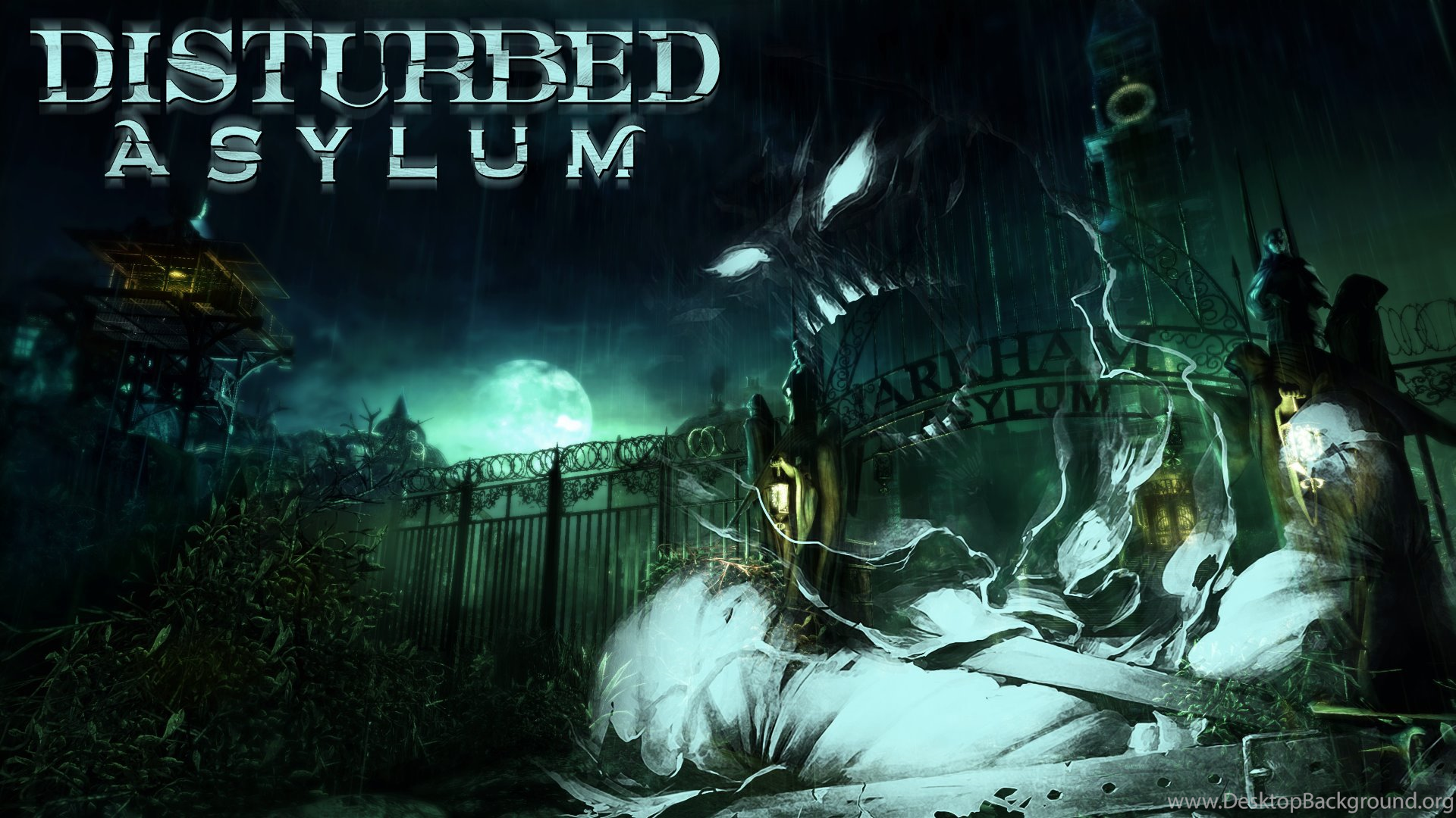 28+ Disturbed Wallpaper  PNG