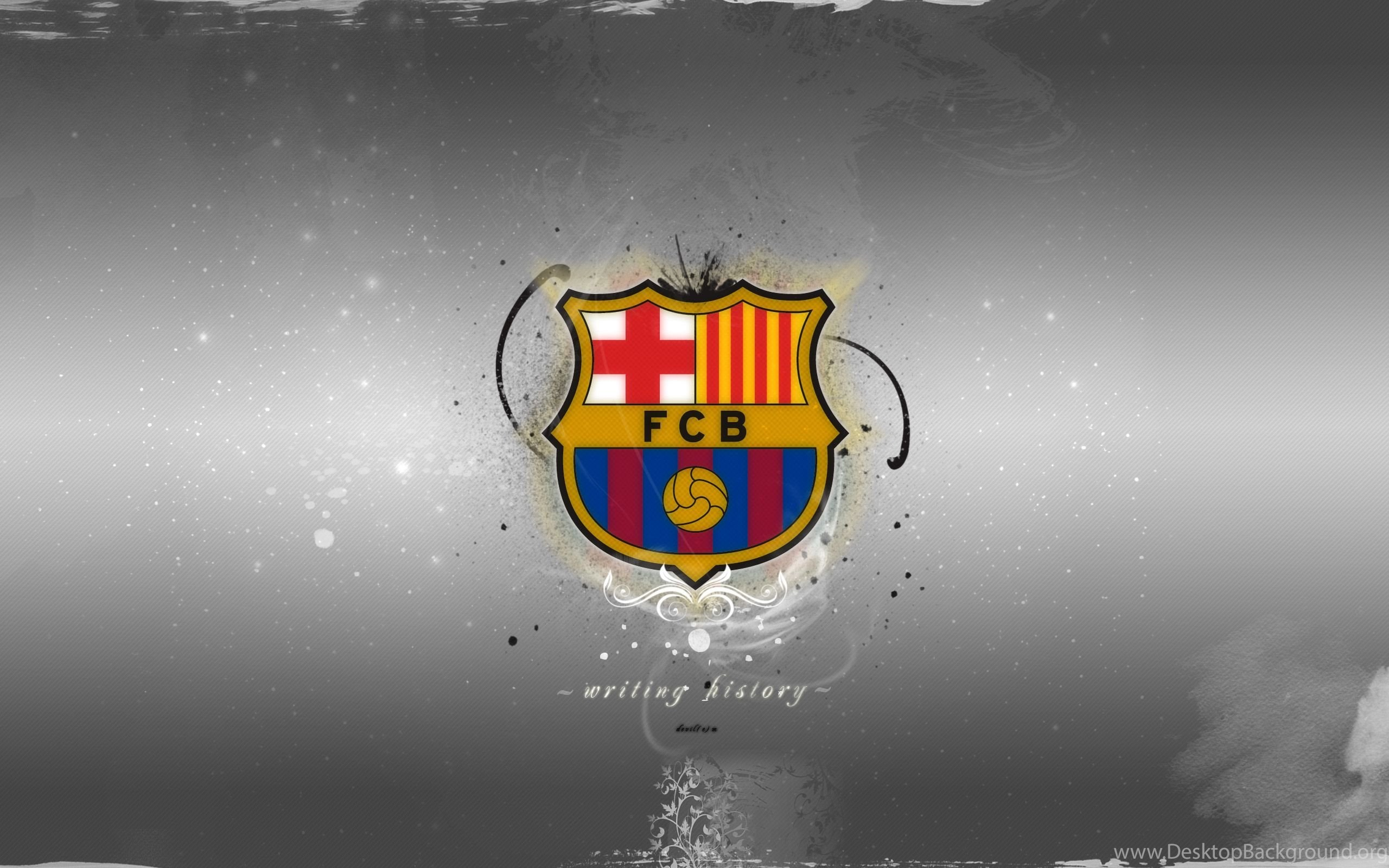 Fc Barcelona Wallpapers Desktop Background