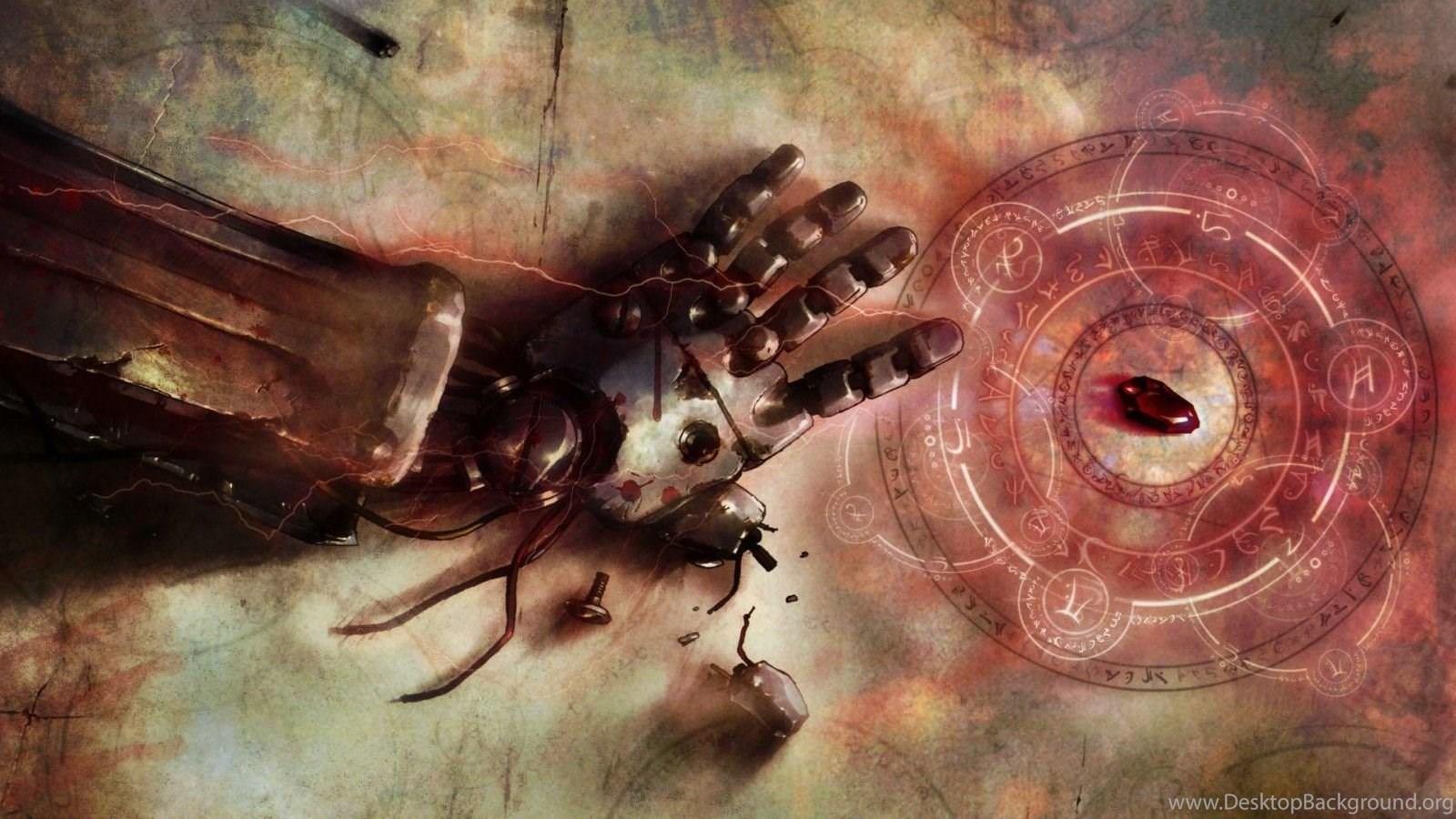 Fullmetal Alchemist Brotherhood Full Hd Wallpapers 3921 Hd
