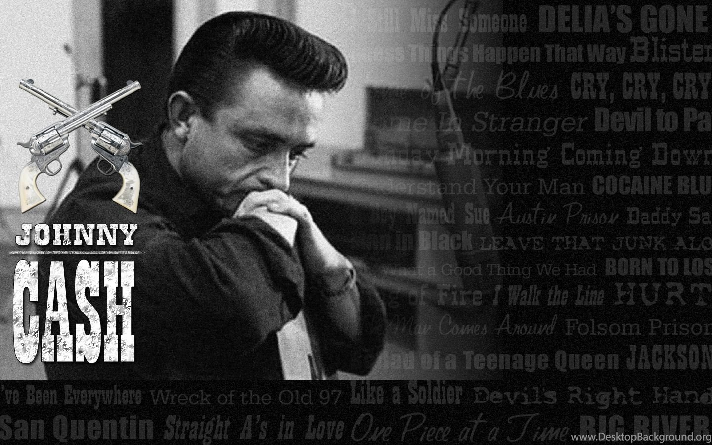 HD Johnny Cash Wallpaper - spliffmobile.com