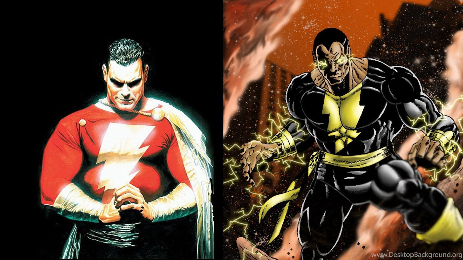 AMC Movie Talk The Rock As Shazam Or Black Adam Ice Bucket