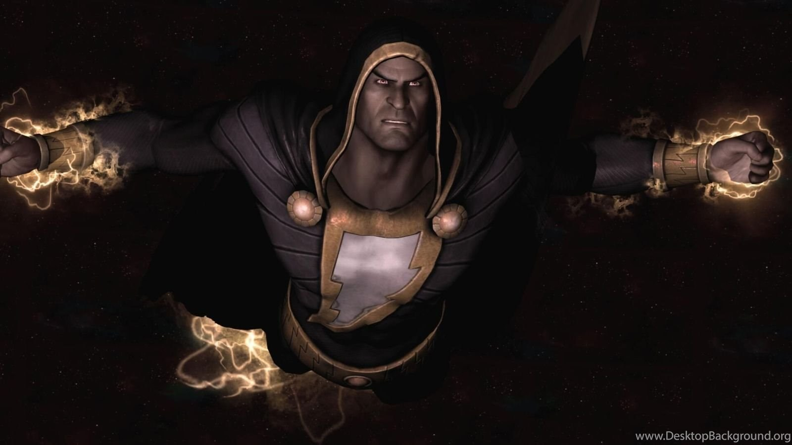 New 52 Black Adam Is Here Injustice Gods Among Us Ultimate