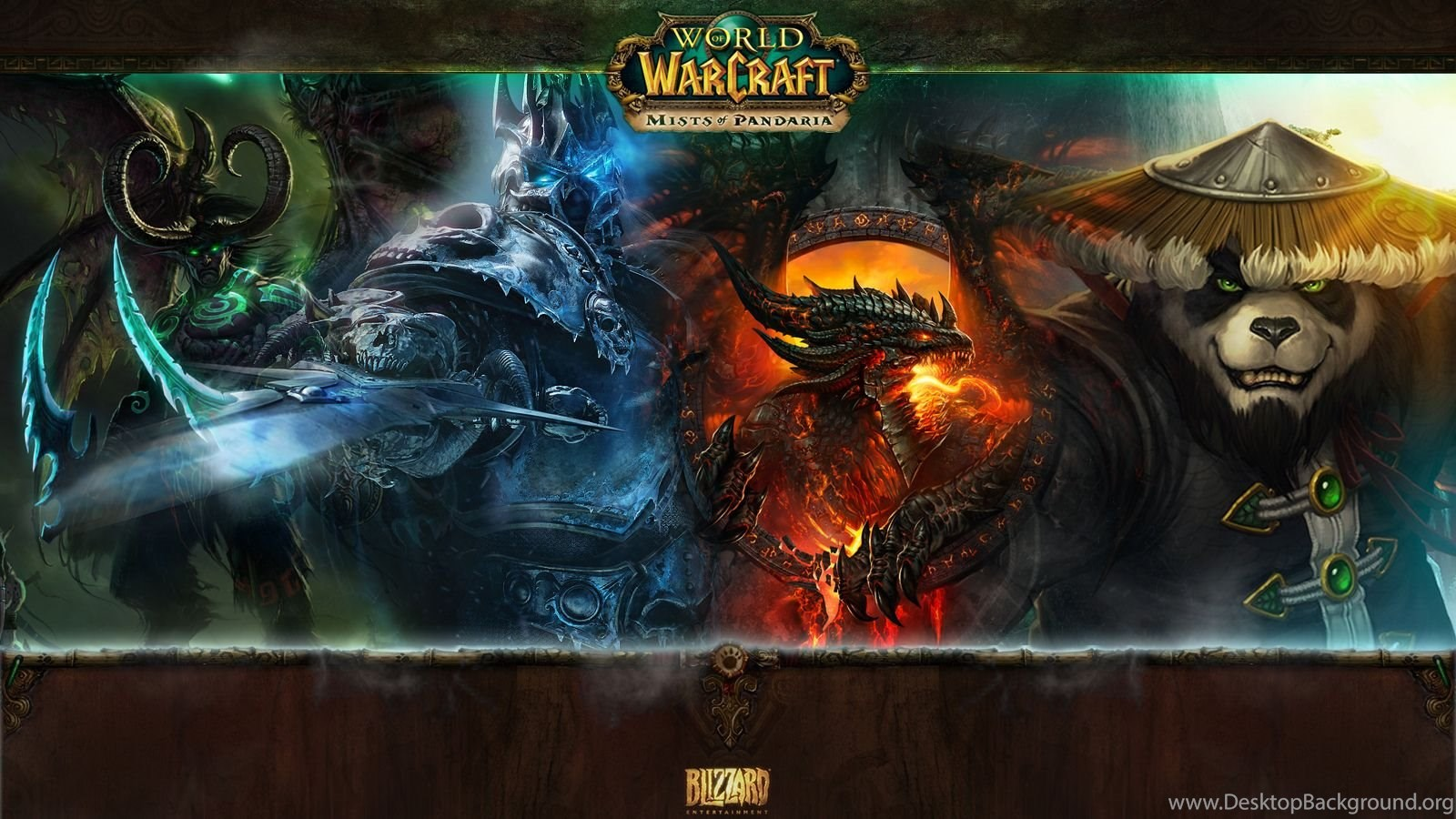 World Of Warcraft Wallpaper Horde 9 45042 Hd Pictures Desktop