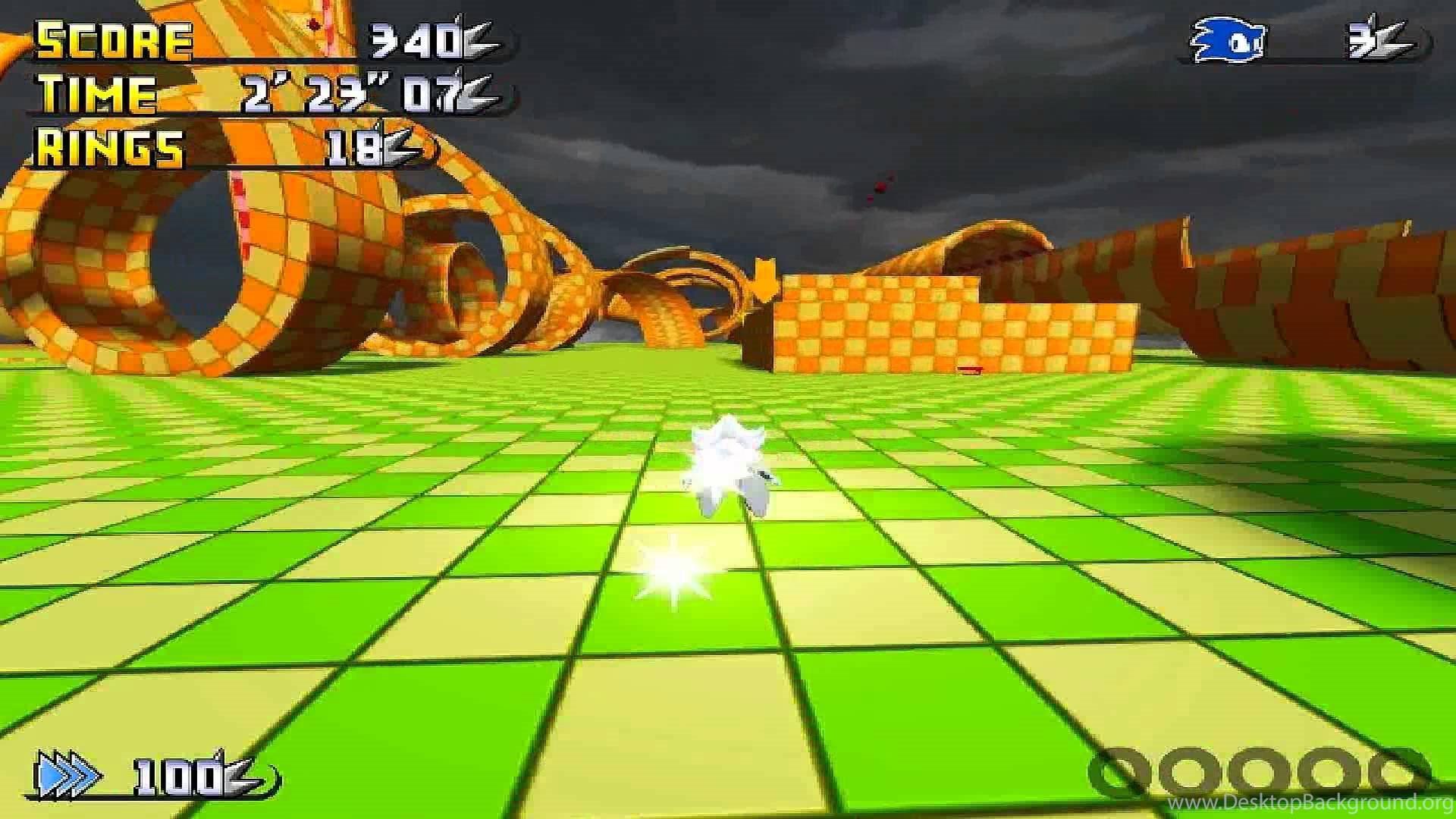 download game sonic gdk