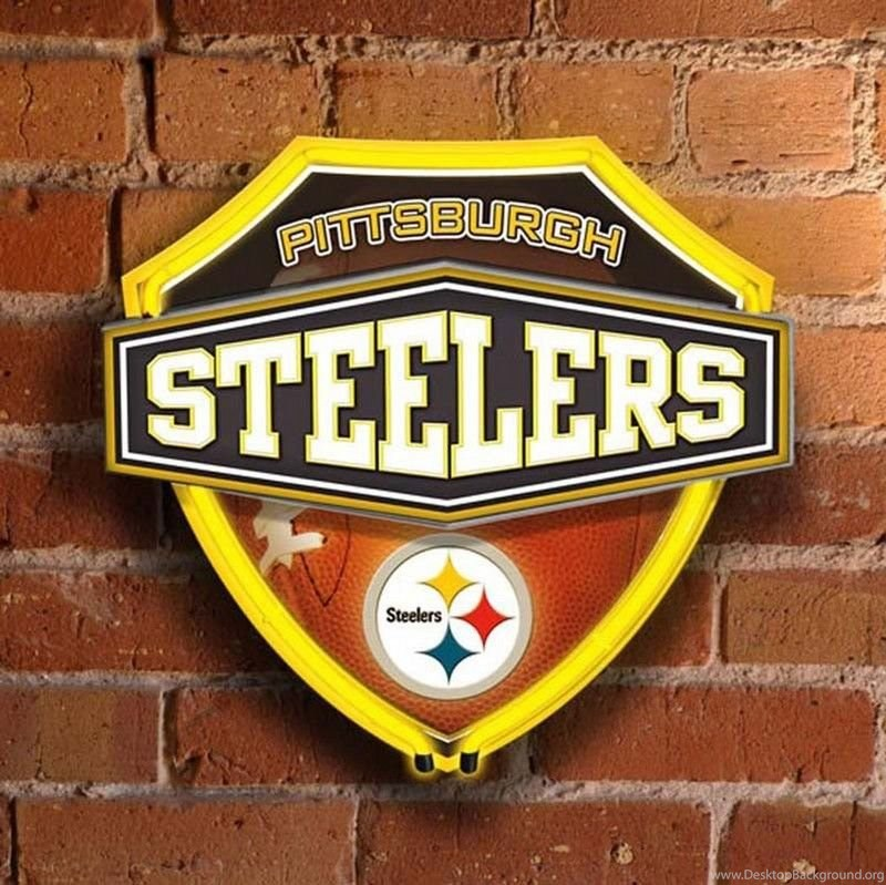 Free Pittsburgh Steelers Logo Phone Wallpapers By Chucksta