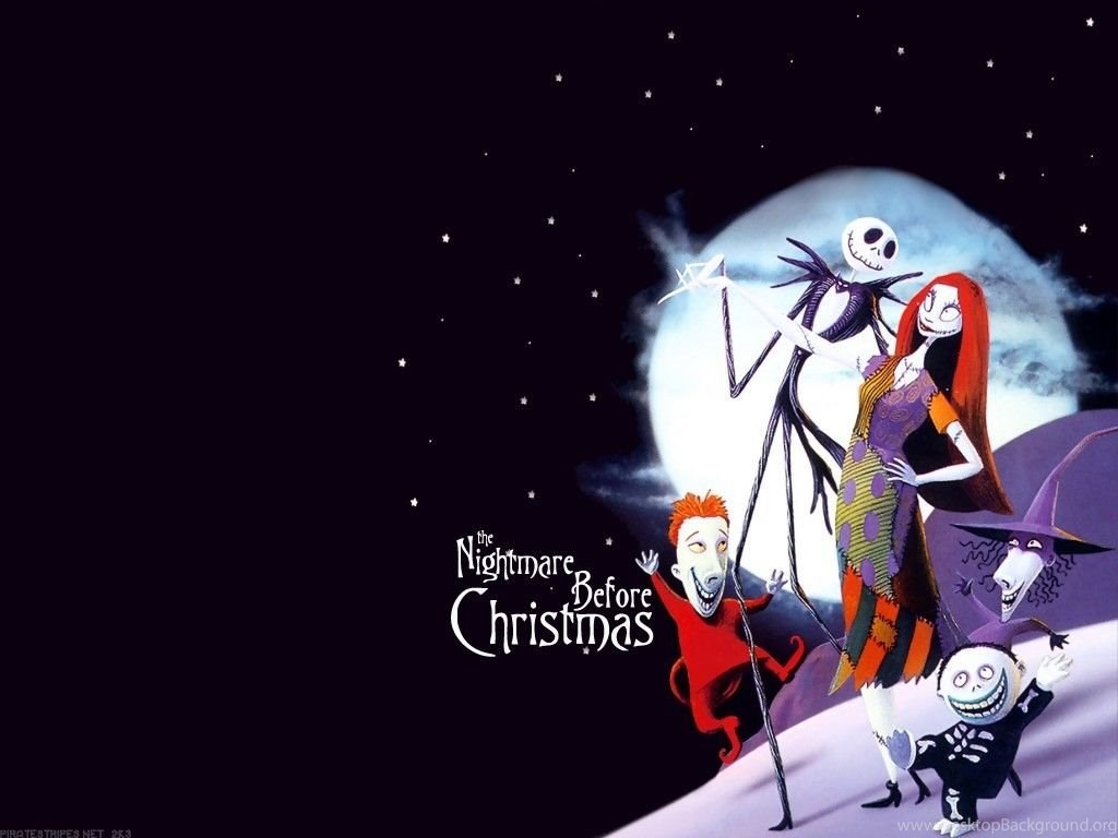 Download Jack And Sally Nightmare Before Christmas Wallpapers