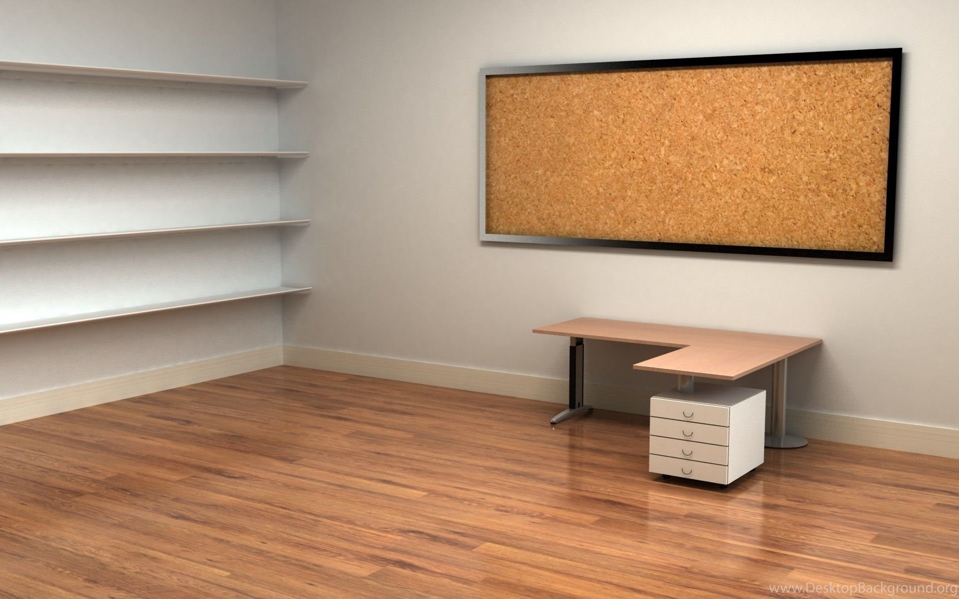 Desk Drawer Paper Organizer