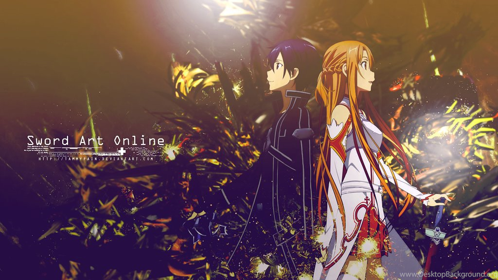 Deviantart More Like Sword Art Online Windows 7 Wallpapers By