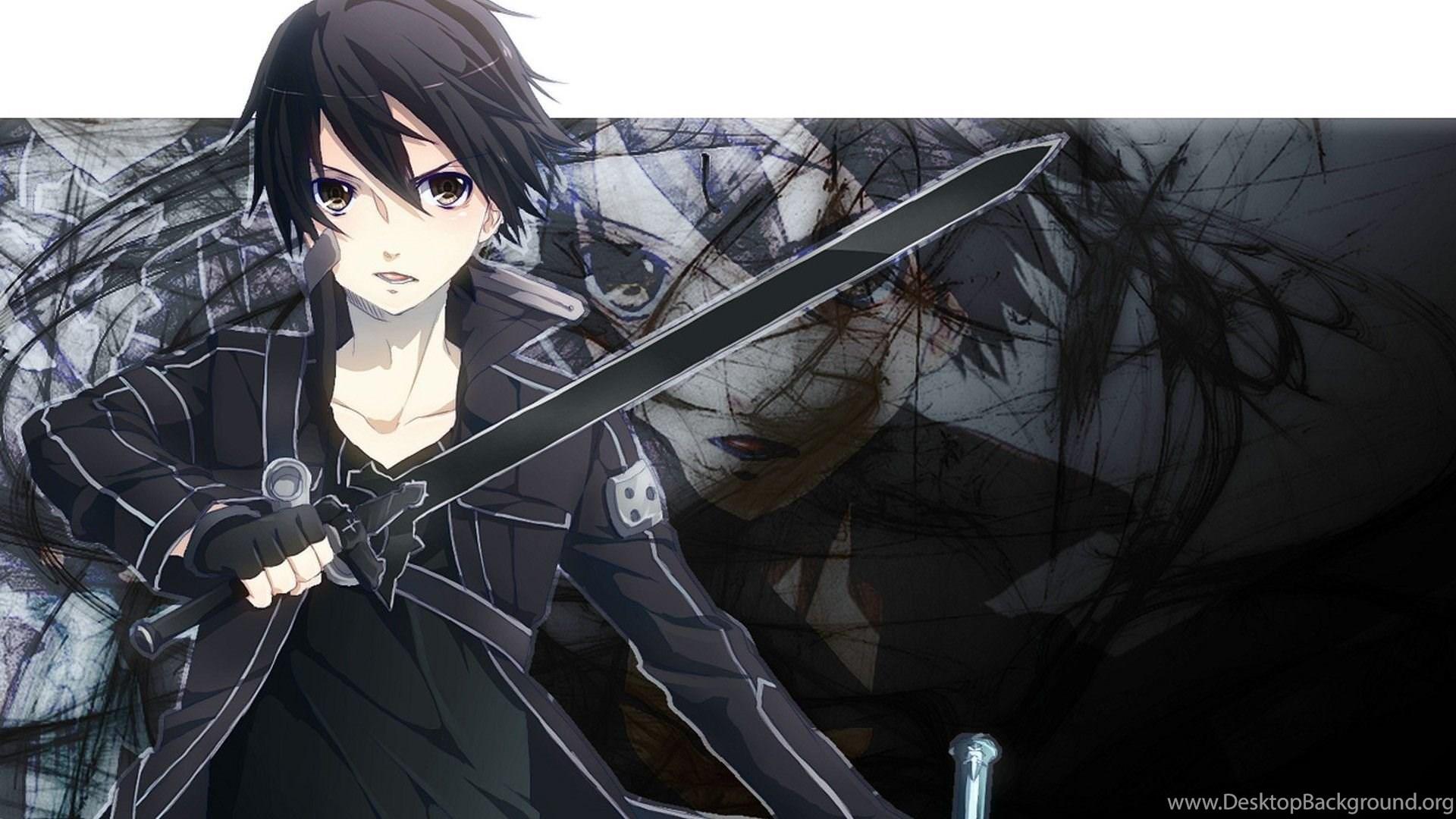 Kirito Kirito Sword Art Online Wallpapers 34958361 Fanpop
