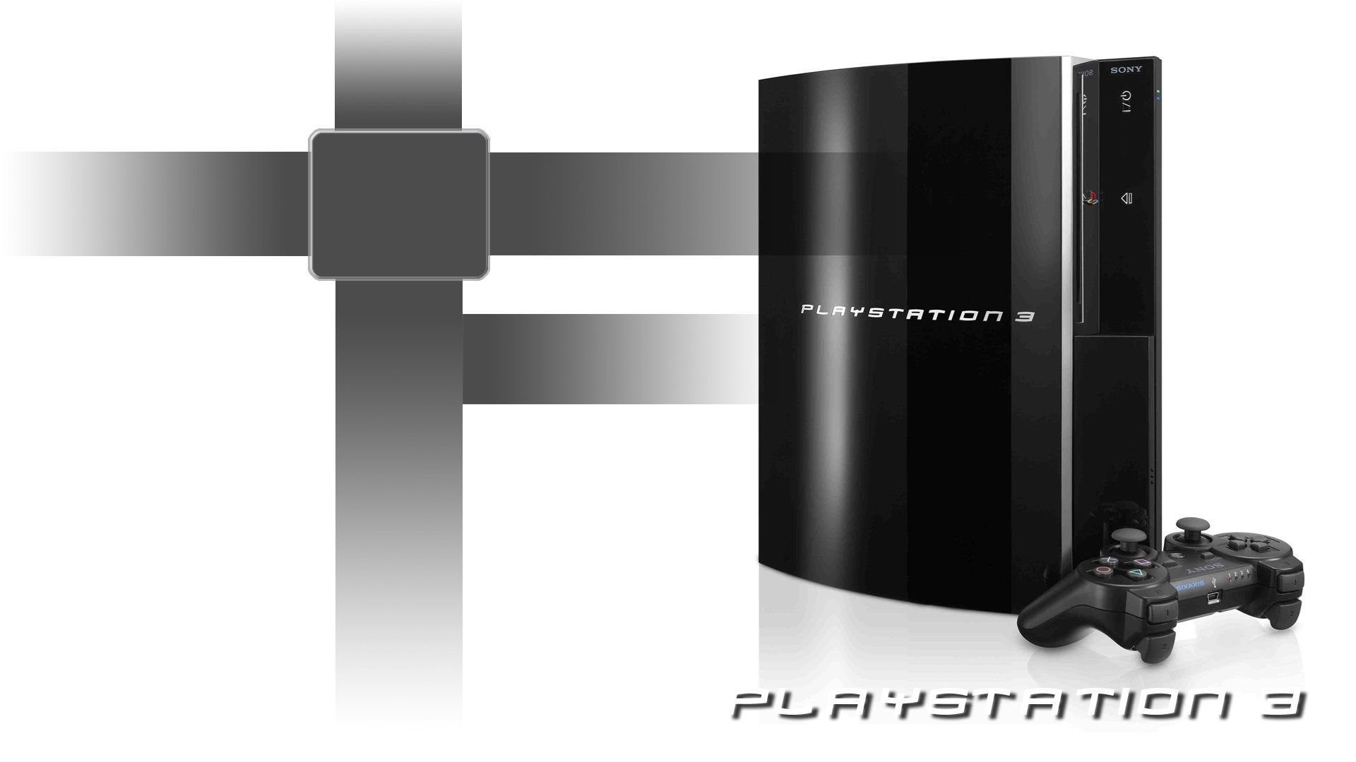 1920x1080 console ps3 white background joystick playstation 3 popular voltagebd Gallery