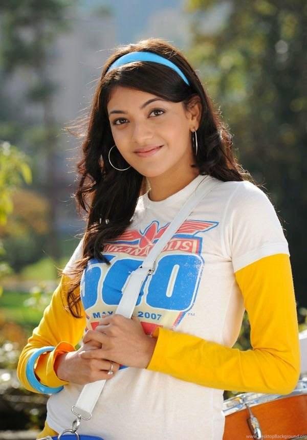 Cute Photos Of South Indian Actress Kajal Agarwal Hd Collection