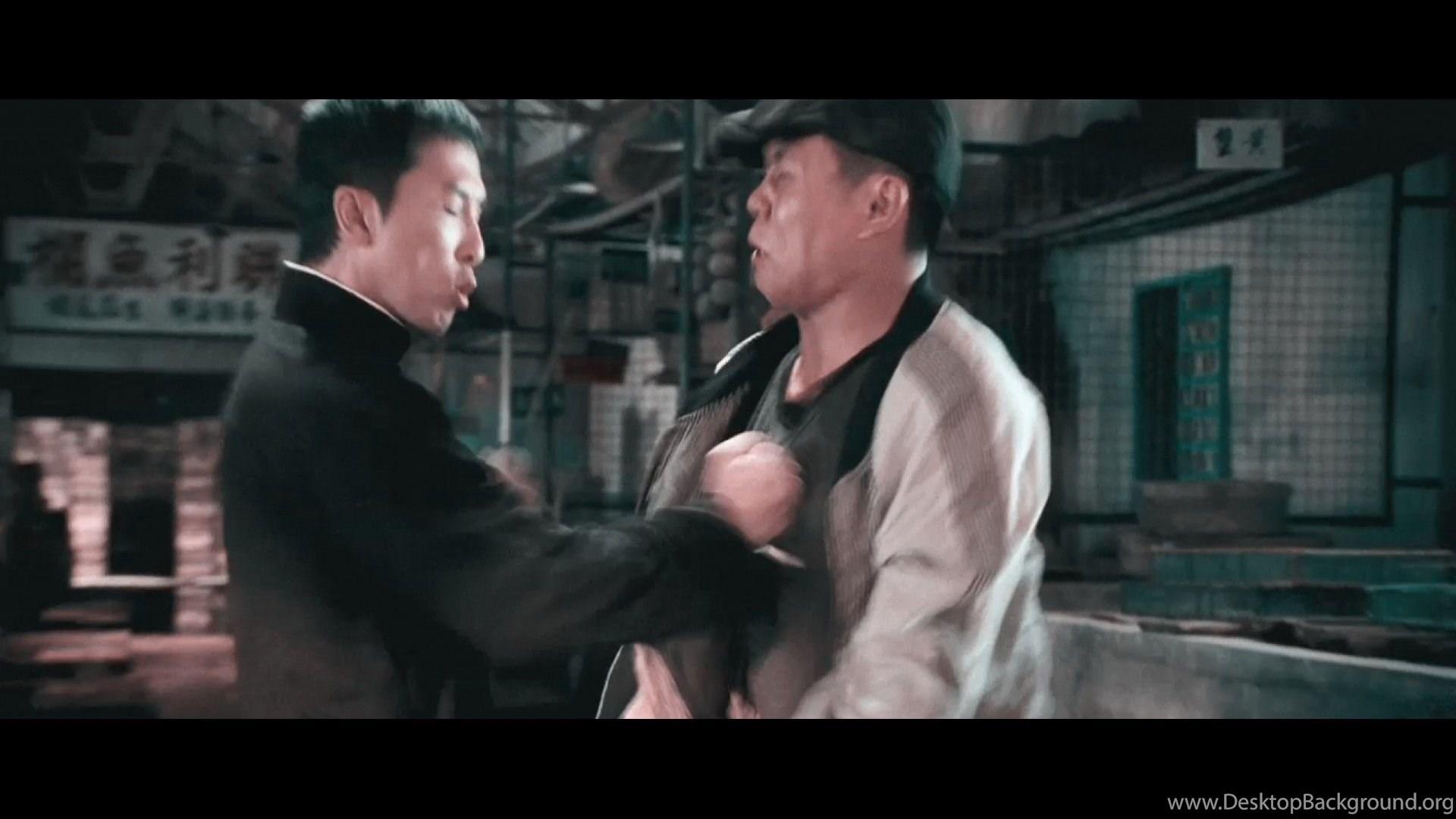 Hd Photo Donnie Yen As Ip Man In Ip Man 2 Legend Of The Desktop