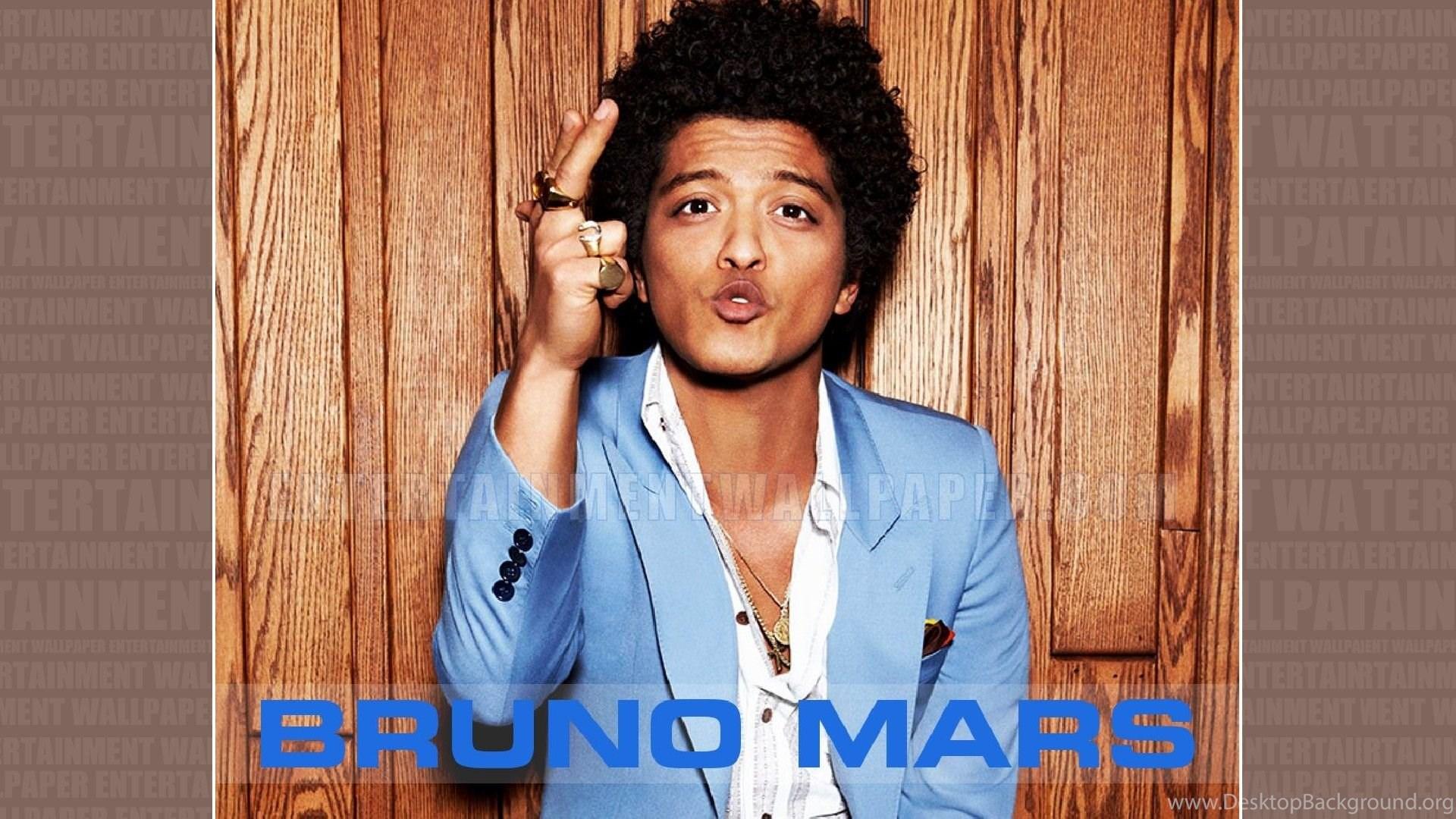 Bruno Mars Wallpapers Desktop Background