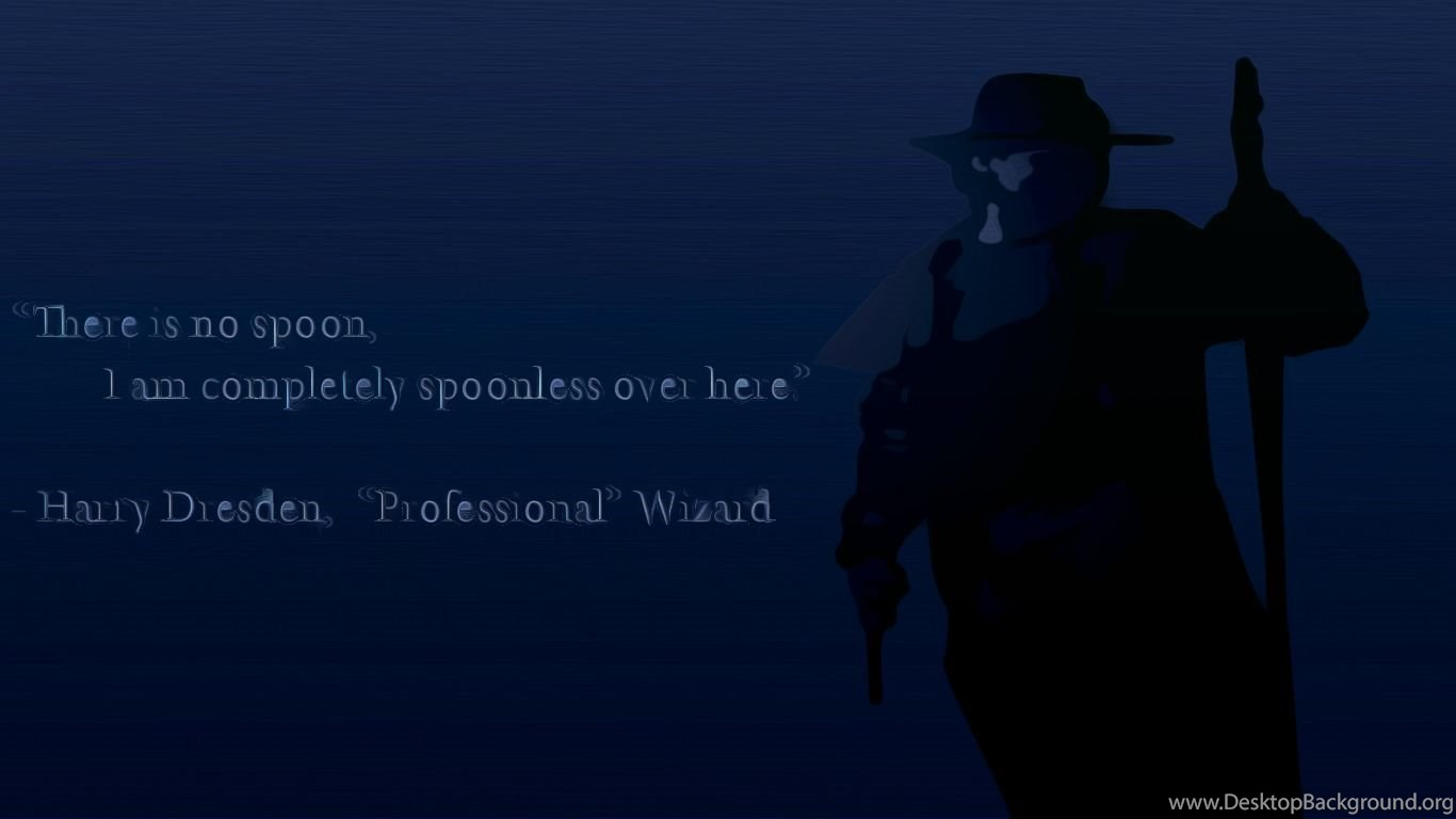 Dresden Files Wallpaper