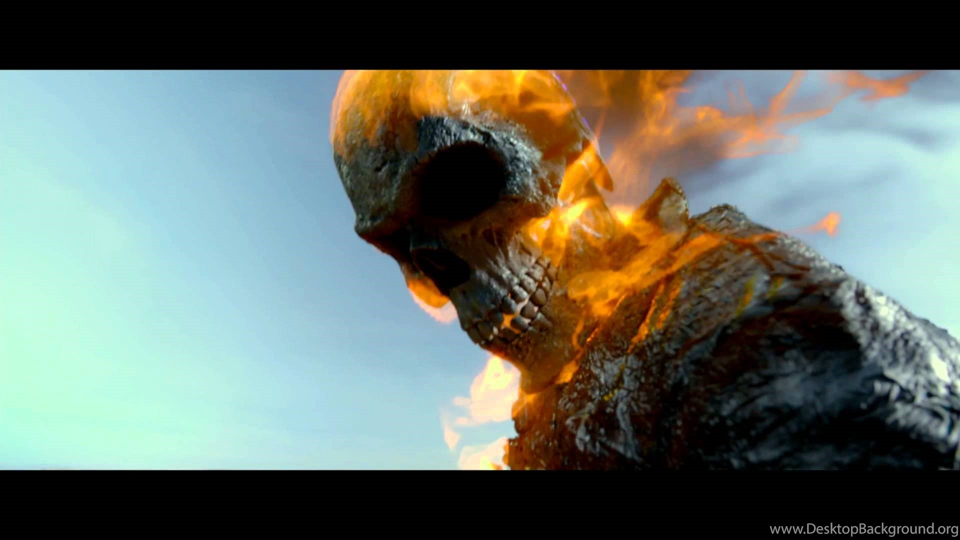 GHOST RIDER SPIRIT OF VENGEANCE 3D Roadkill In Theaters 2 17