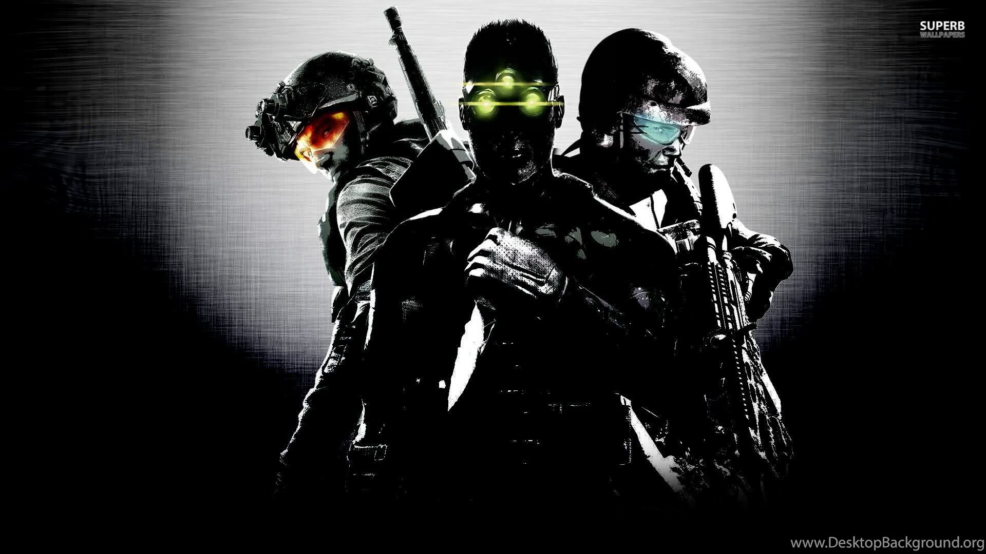 Tom Clancy S Splinter Cell Blacklist Wallpapers Game Wallpapers