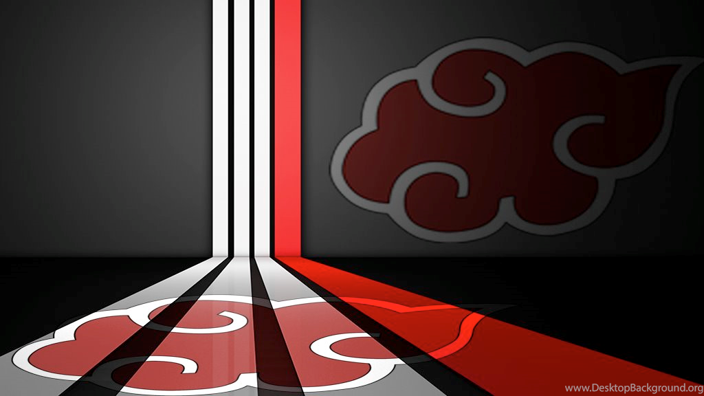 Akatsuki Cloud Wallpapers By Digiradiance On Deviantart Desktop Background